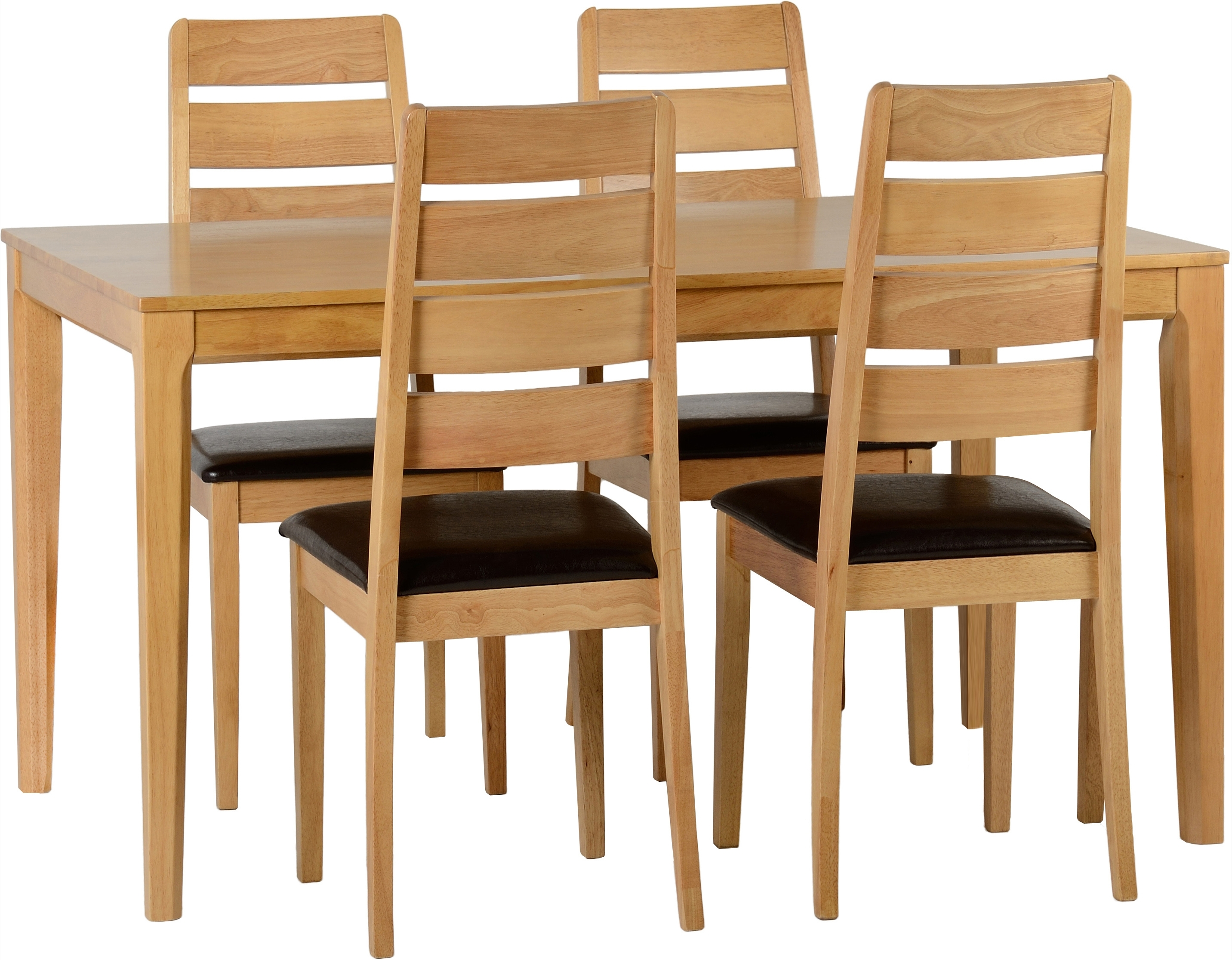 Logan Dining Tables For Most Recently Released Essex Logan Dining Table & 4 Chairs – Offersbargains (View 14 of 25)