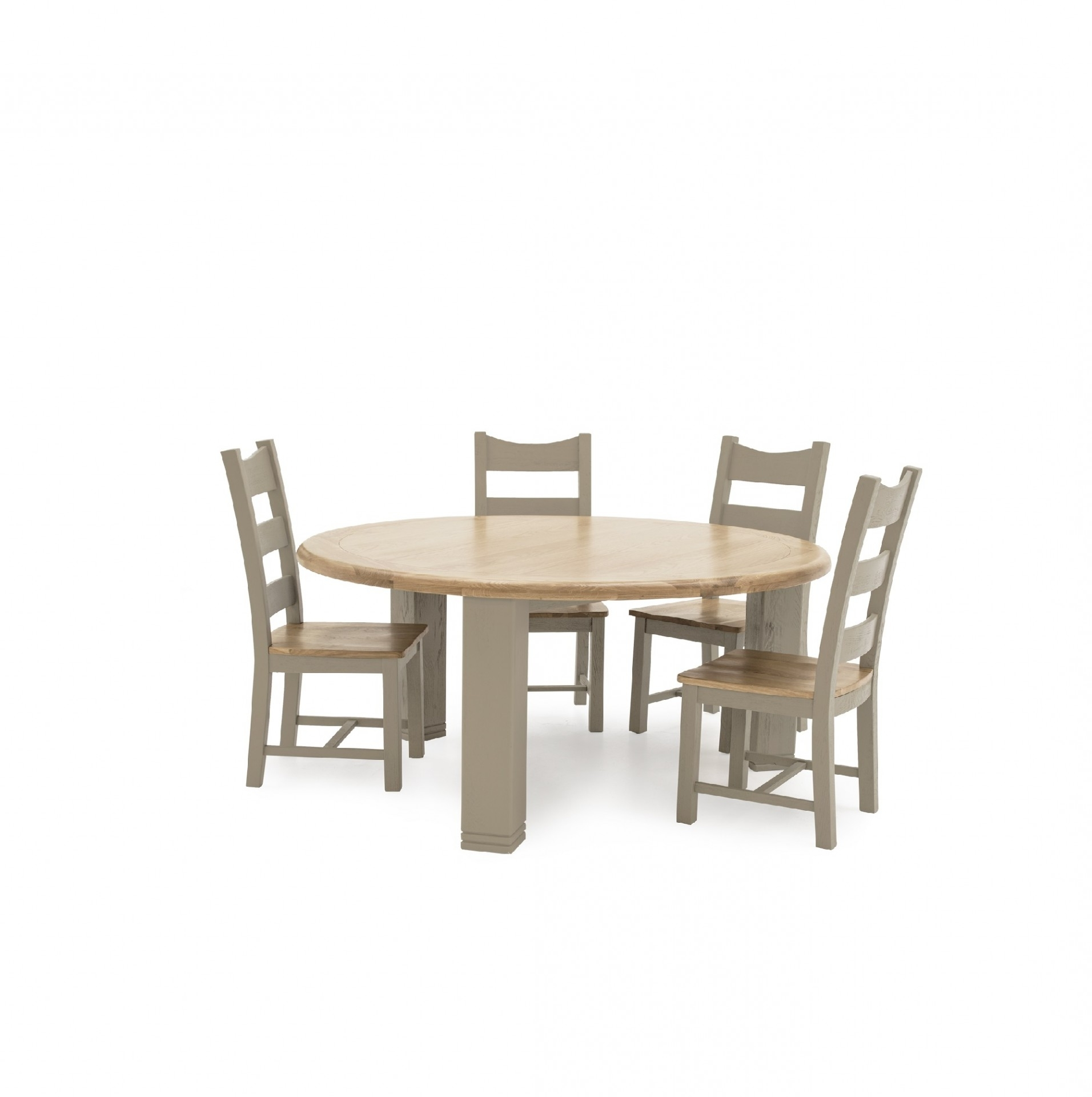 Logan Dining Tables Throughout Widely Used Logan Round Dining Table – Upstairs Downstairs (View 17 of 25)