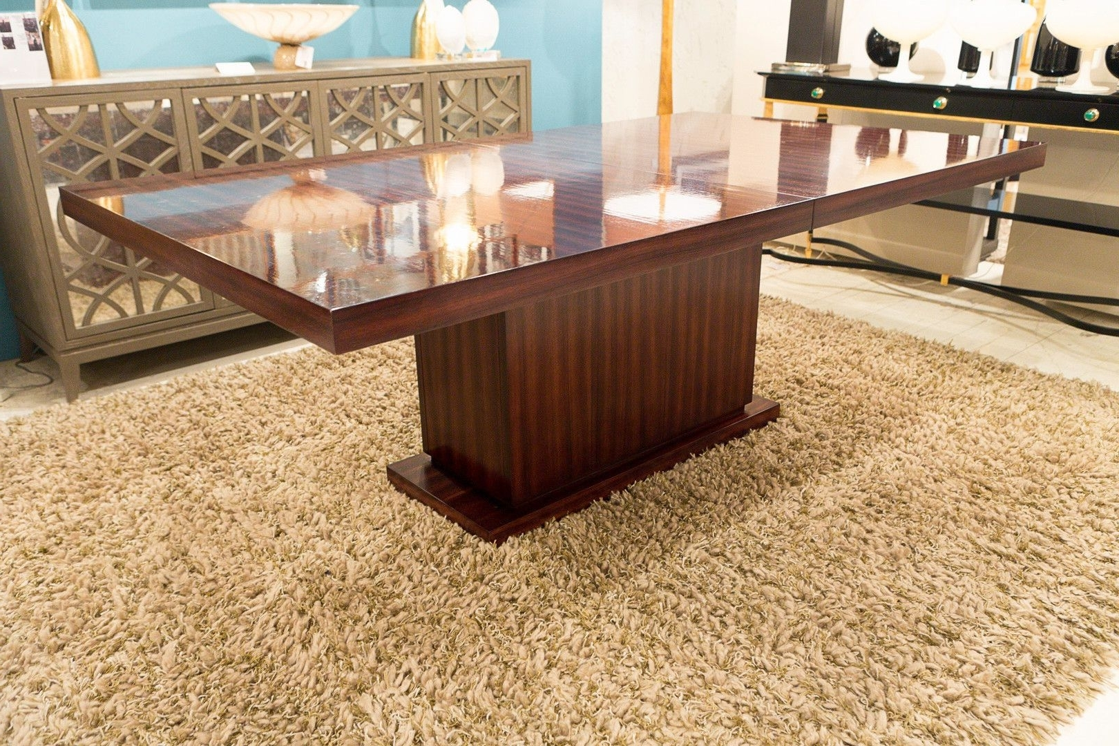 Luxe Home Philadelphia Throughout Bradford Dining Tables (View 10 of 25)