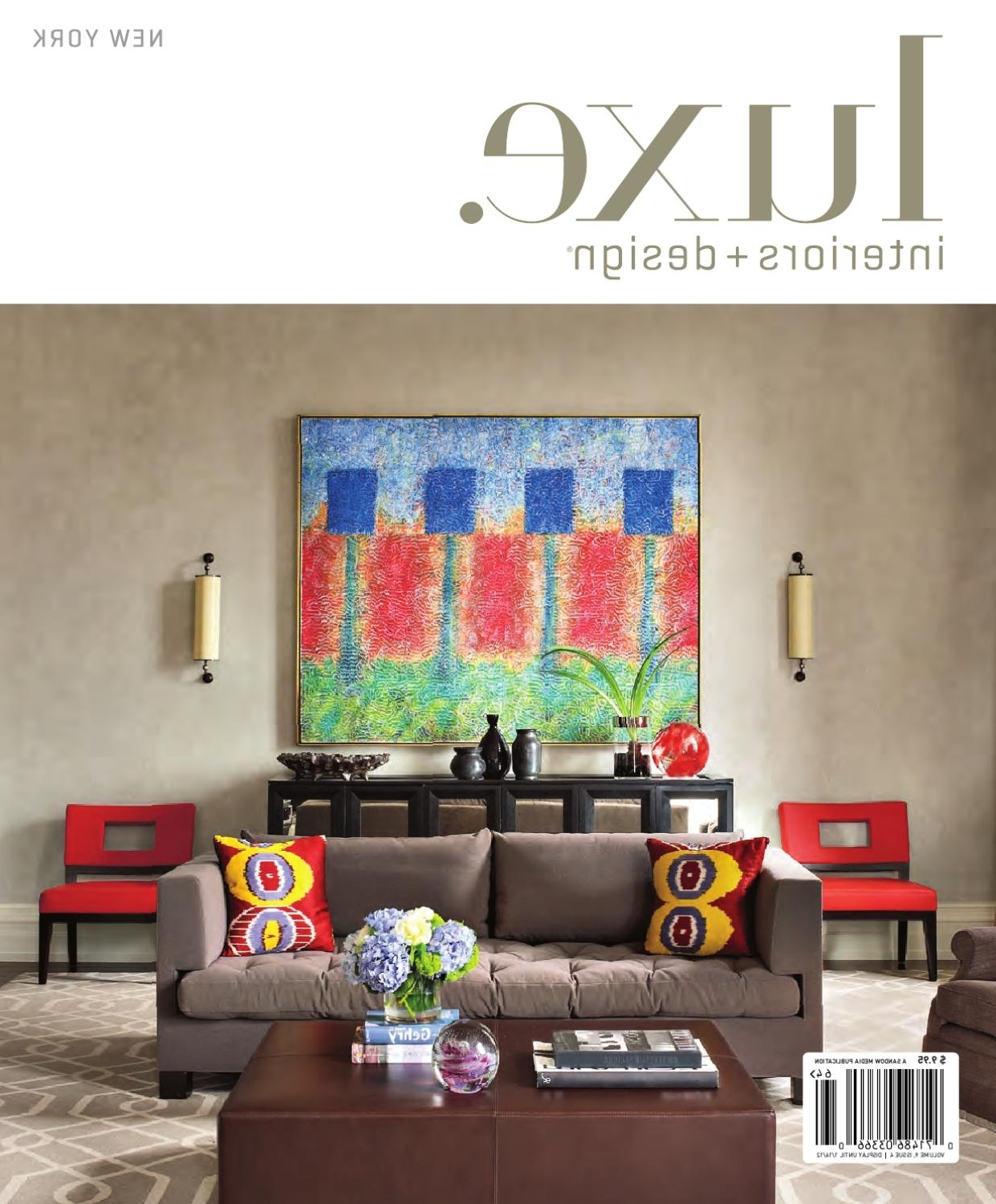 Luxe Interiors + Design Ny 3Sandow Media – Issuu With 2018 Palazzo 7 Piece Rectangle Dining Sets With Joss Side Chairs (View 25 of 25)