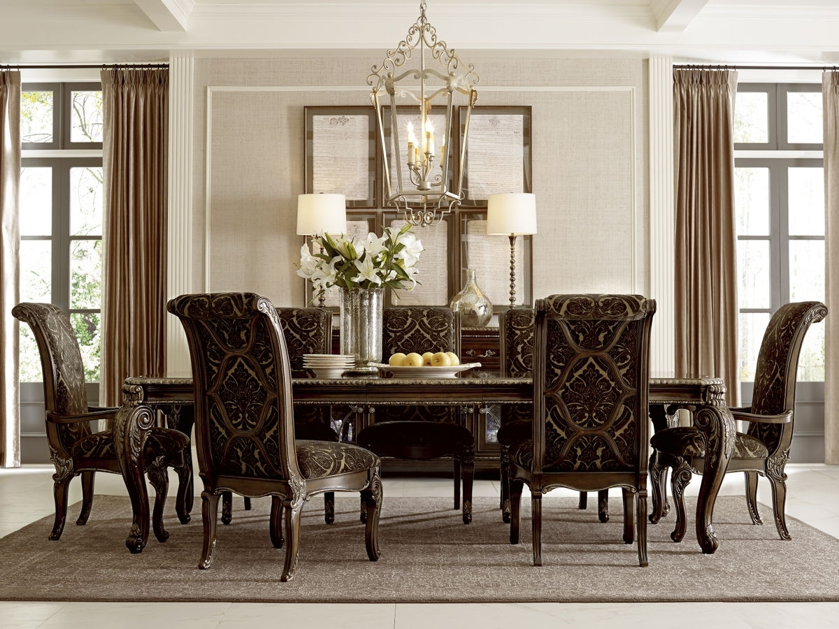 Luxury Furniture Store In San Diego, Orange County, Los Angeles Inside Best And Newest Royal Dining Tables (View 12 of 25)