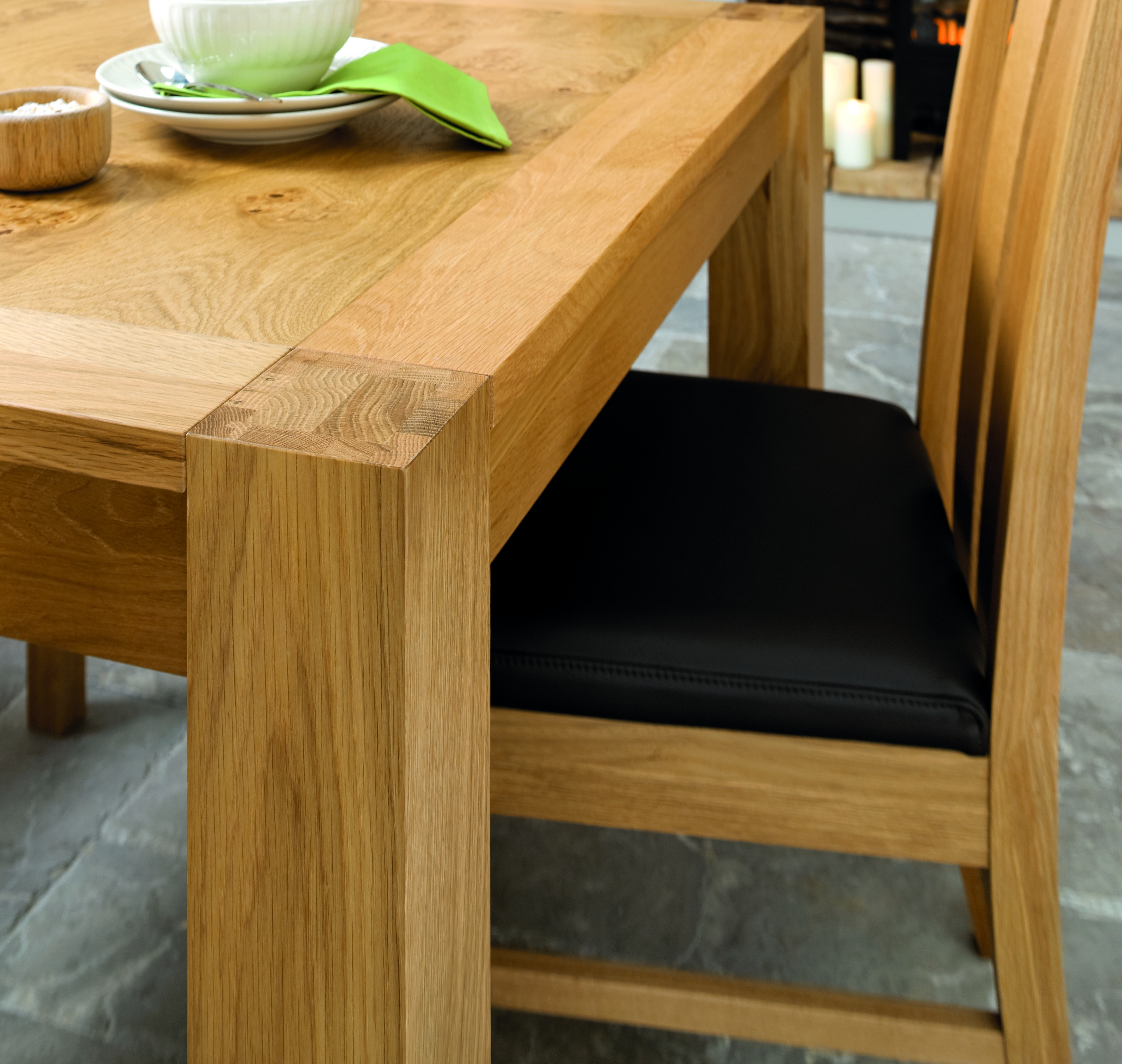 Lyon Dining Tables With Regard To Recent Modern Dining Tables Lyon Oak Dining Table 2018 Grey Dining Table (View 16 of 25)