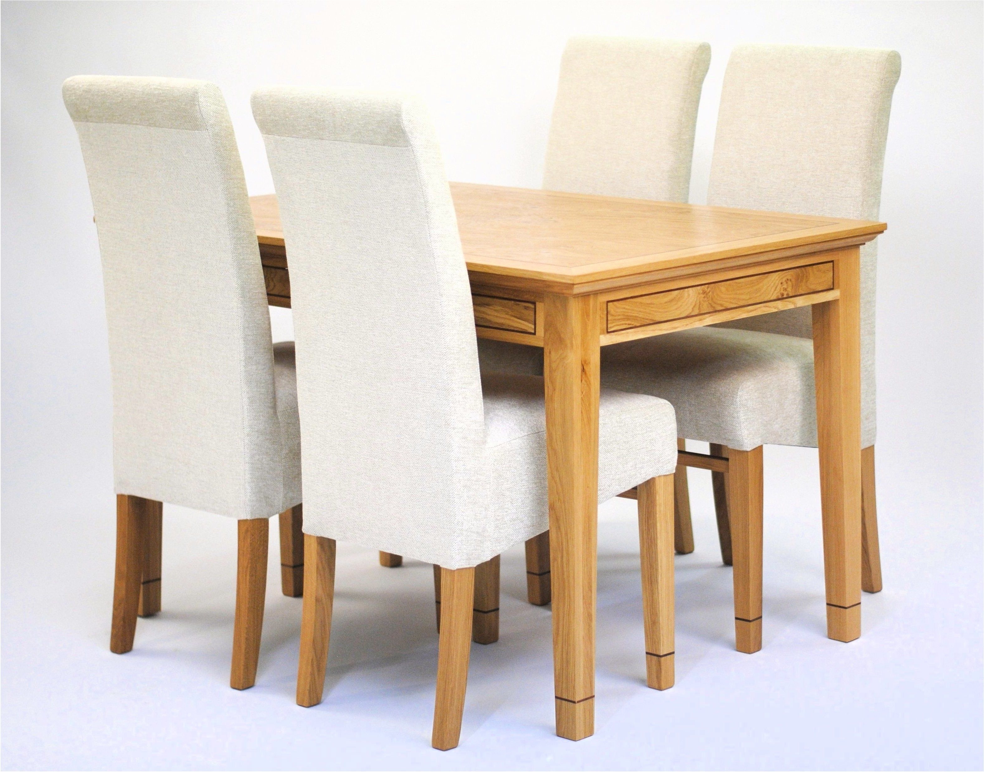 Magnificent Oak Dining Table 4 Chairs Tanner Furniture Designs Regarding Widely Used Small Oak Dining Tables (View 13 of 25)