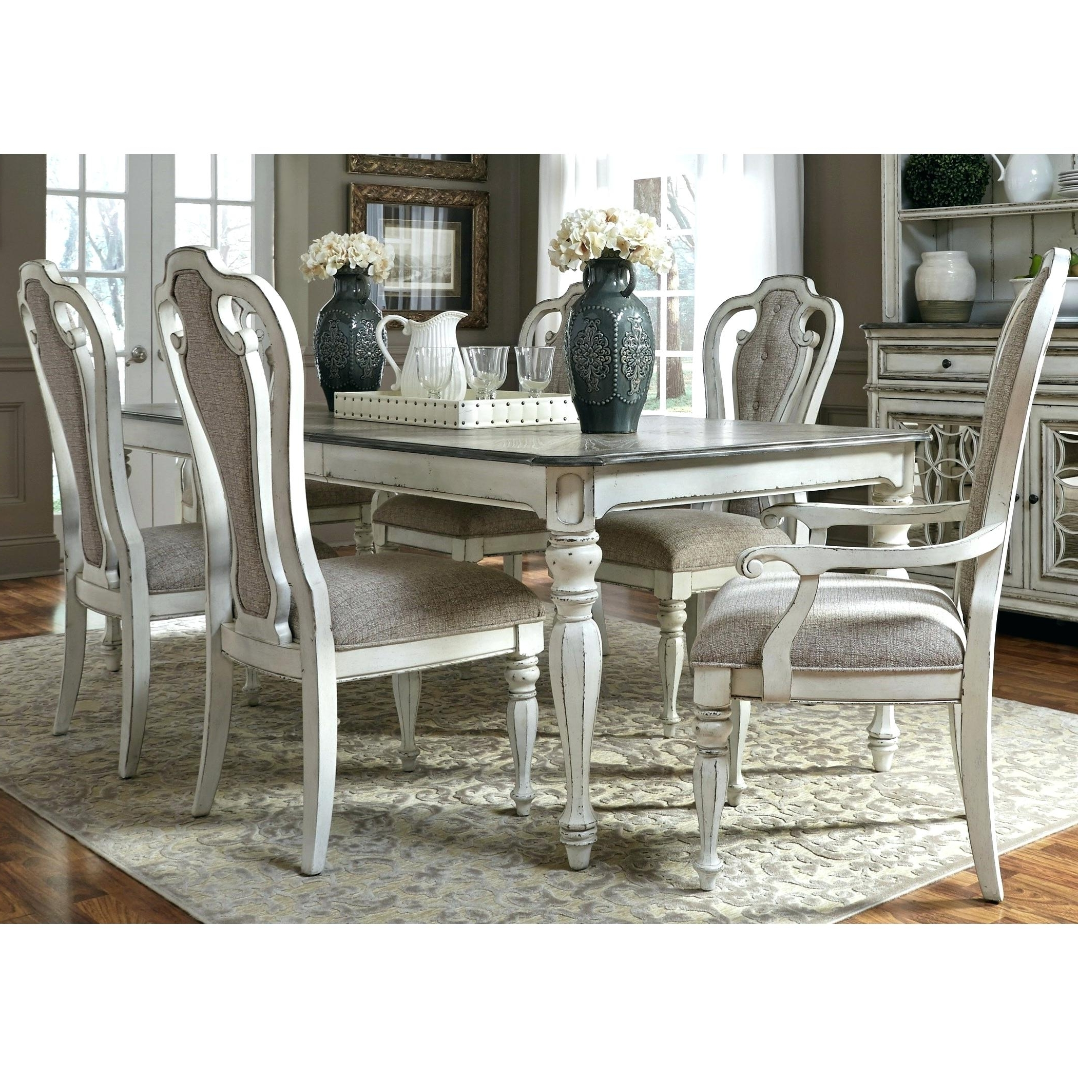 Magnolia Dining Chairs Proximity Dining Table Magnolia Market Dining Within Widely Used Magnolia Home Top Tier Round Dining Tables (View 9 of 25)