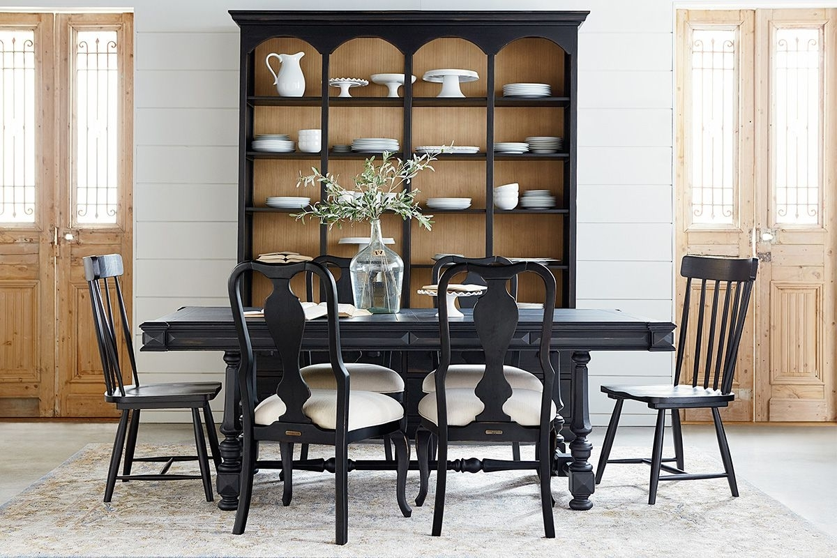 Magnolia Home Array Dining Tables By Joanna Gaines Regarding Recent Carver Trestle Dining Table (View 9 of 25)