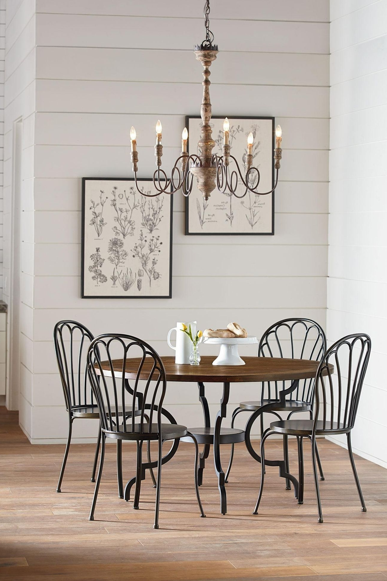 Magnolia Home At Inside Magnolia Home English Country Oval Dining Tables (View 11 of 25)