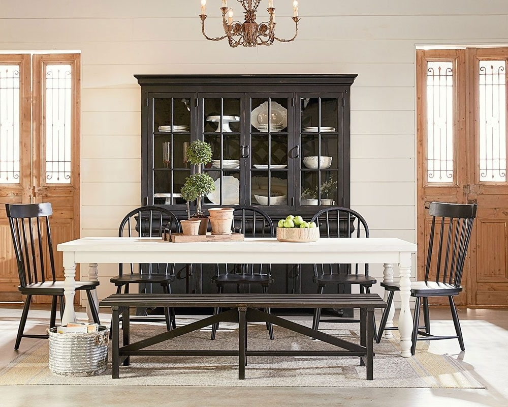Magnolia Home Bench Keeping 96 Inch Dining Tables Inside Famous Magnolia Table — Latest News, Images And Photos — Crypticimages (View 8 of 25)