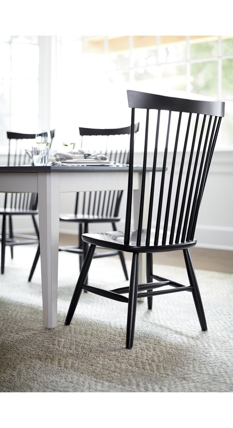 Magnolia Home Bench Keeping 96 Inch Dining Tables Inside Well Known Marlow Ii Wood Dining Chair (View 21 of 25)