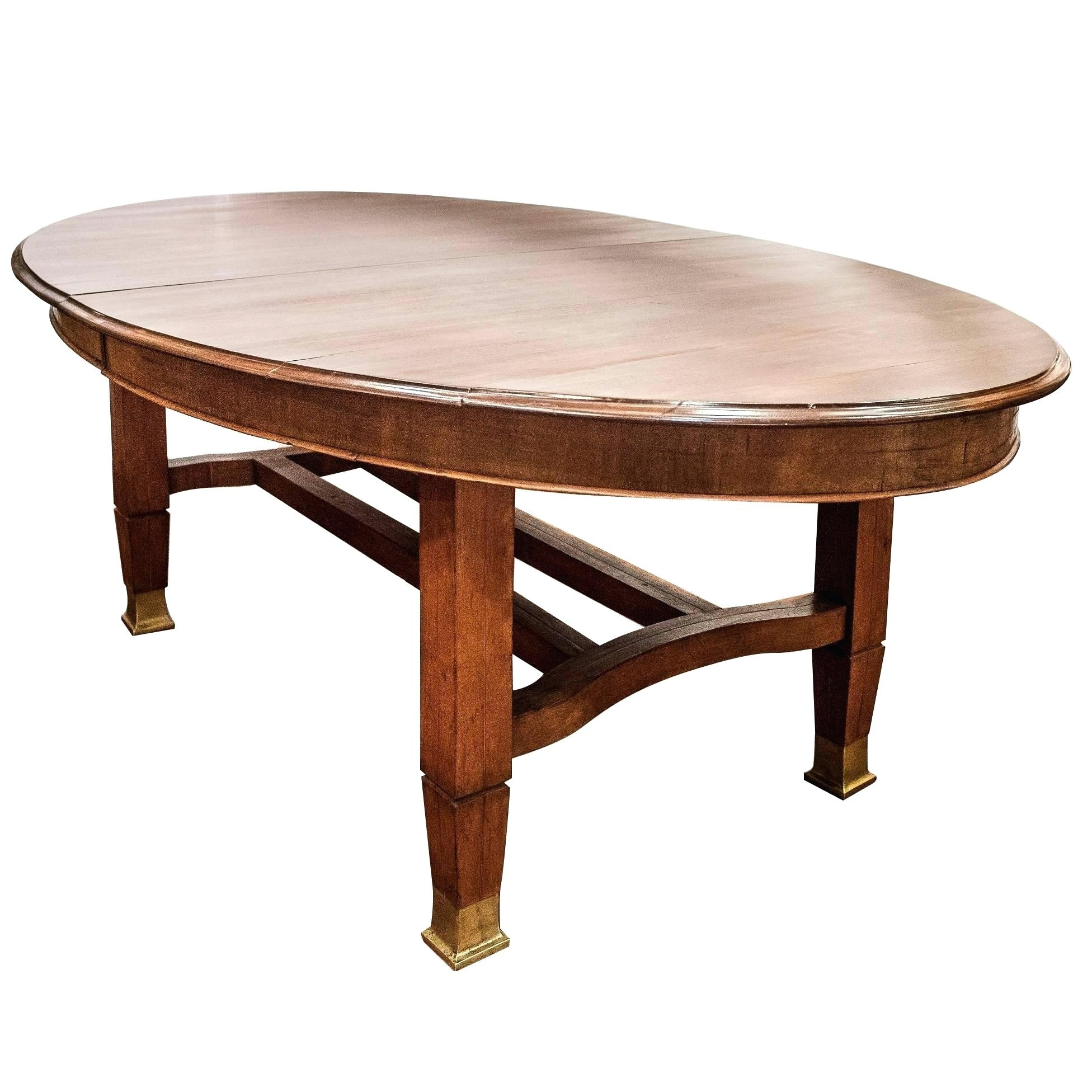 Magnolia Home English Country Oval Dining Tables Pertaining To Most Recent English Dining Table Magnolia Homeroom Country Oval Oak And (View 15 of 25)