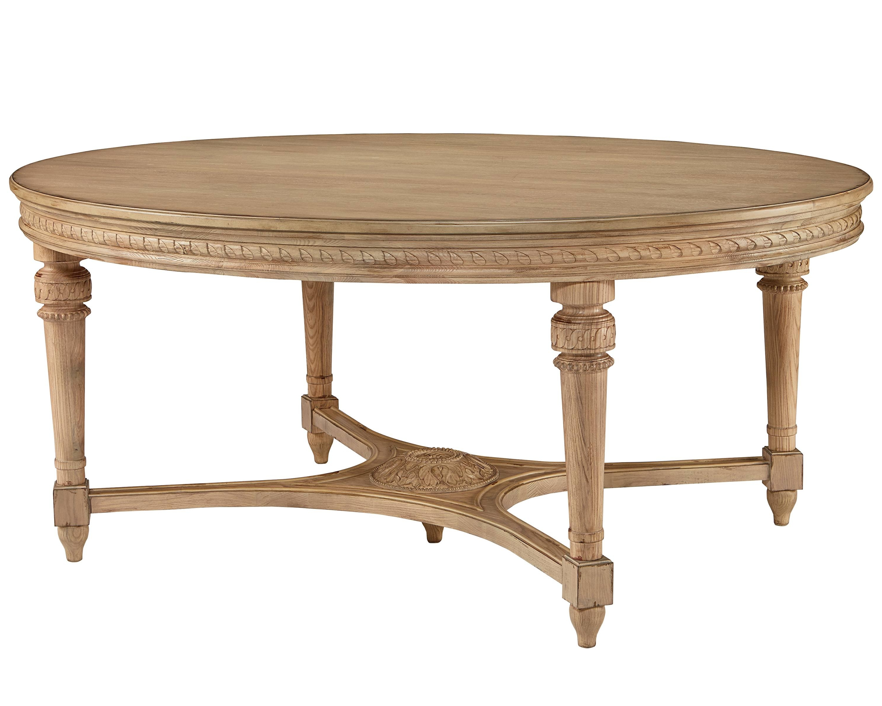 Magnolia Home English Country Oval Dining Tables Regarding Preferred English Country Oval Dining Table – Magnolia Home (View 4 of 25)
