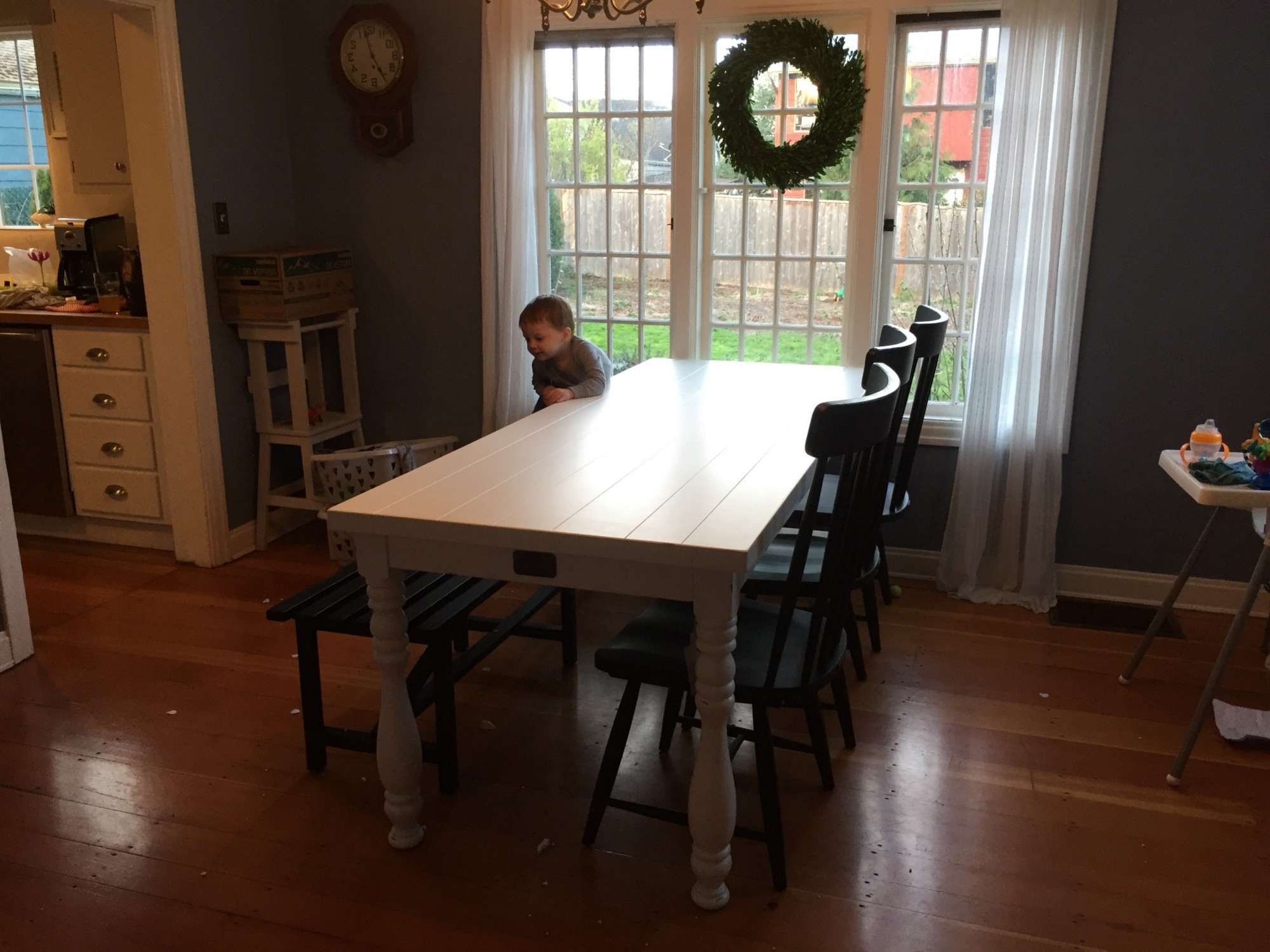 Magnolia Home Shop Floor Dining Tables With Iron Trestle With Regard To Most Recently Released Joanna Gaines' Magnolia Home Furniture Line — A Review (View 11 of 25)