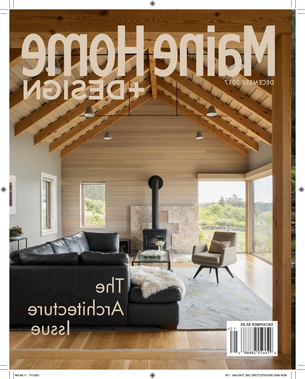 Maine Home+Design December 2017Maine Magazine – Issuu Within Well Liked Combs 5 Piece 48 Inch Extension Dining Sets With Pearson White Chairs (View 17 of 25)