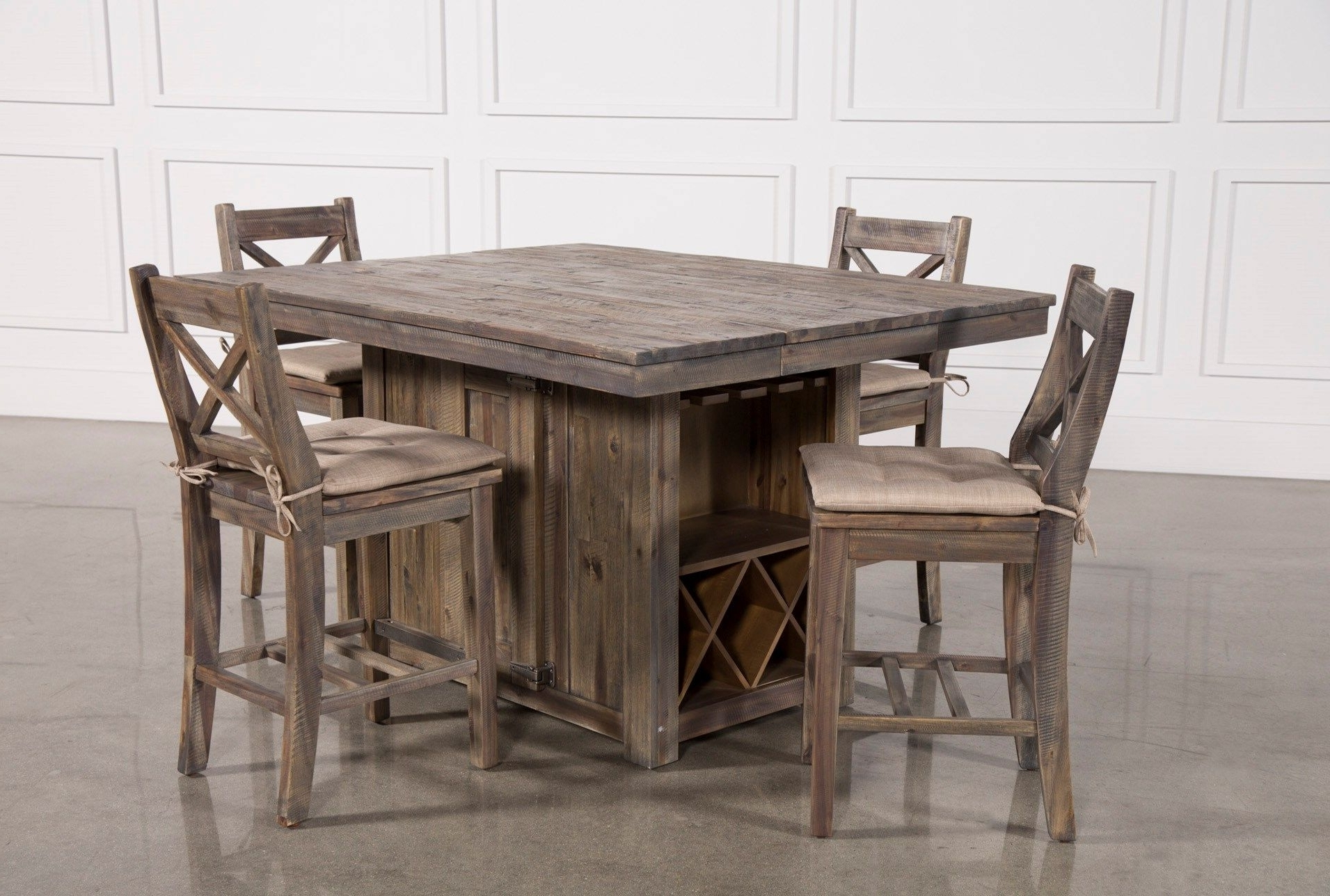 Mallard 7 Piece Extension Dining Sets With Regard To Current Mallard 5 Piece Extension Counter Set – Top (View 5 of 25)