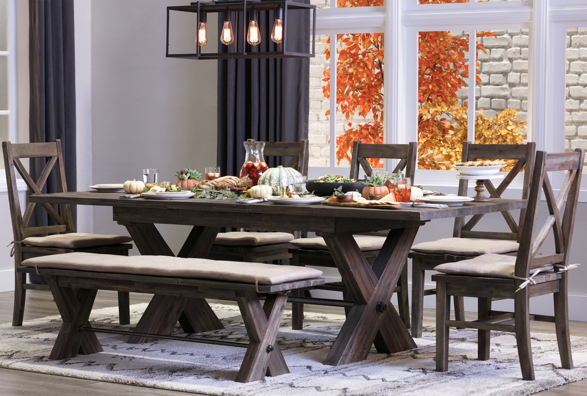 Mallard Extension Dining Table (View 13 of 25)