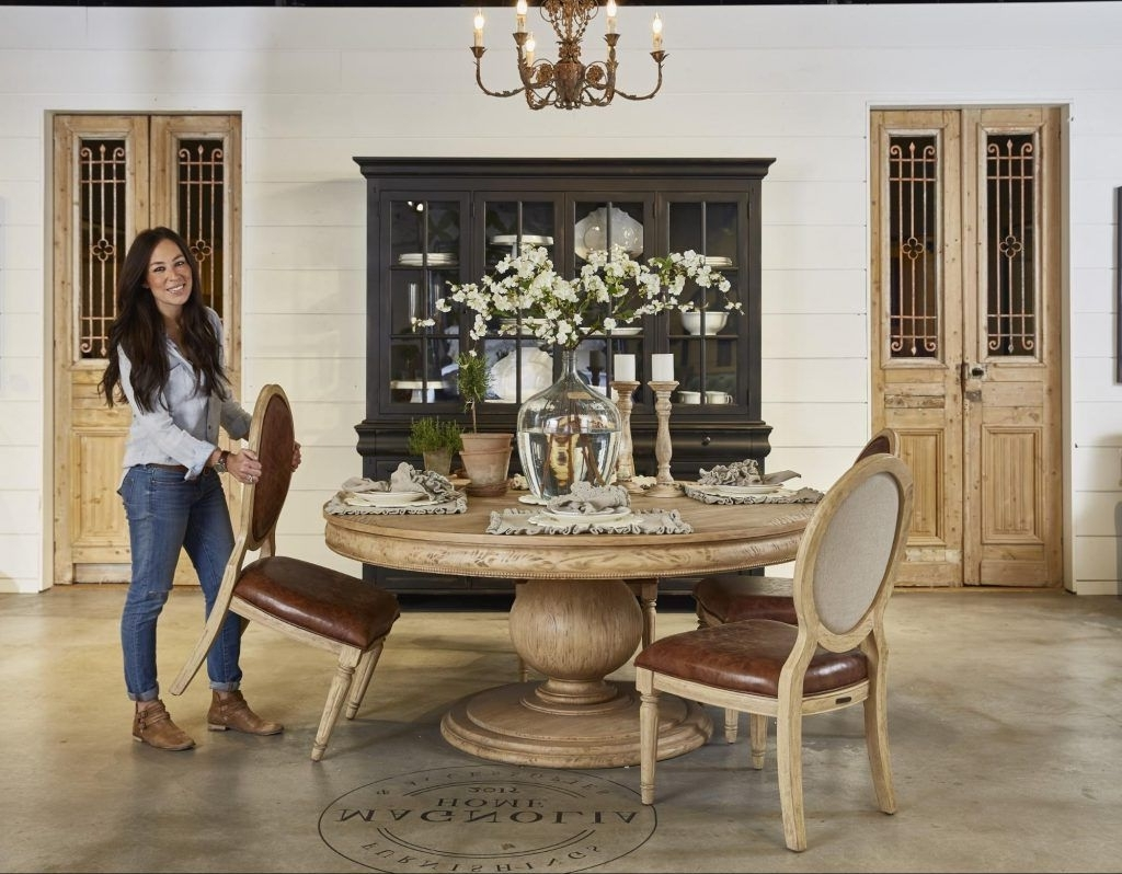 Market 6 Piece Dining Sets With Host And Side Chairs For 2018 The Making Of A Furniture Showroom (View 13 of 25)