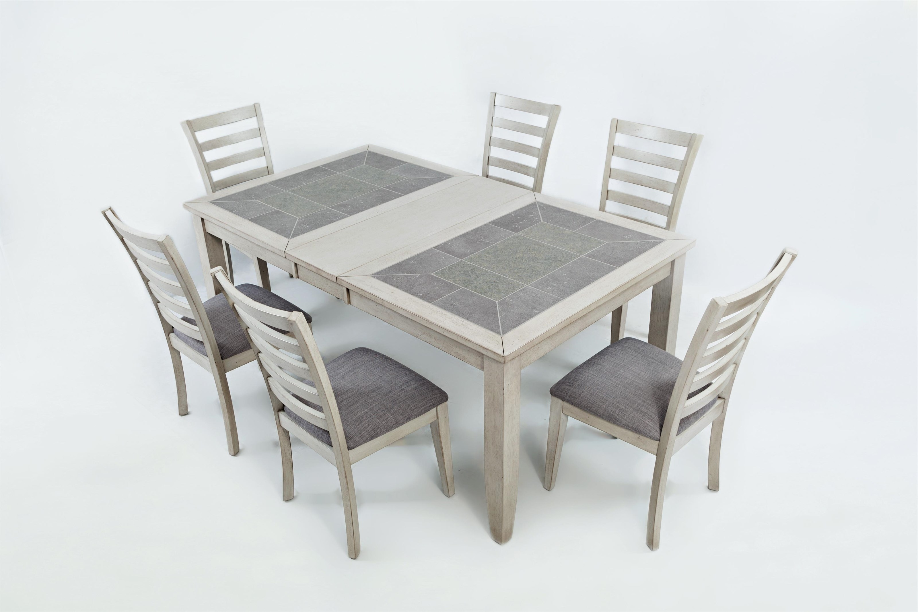 Market 7 Piece Dining Sets With Side Chairs Intended For Popular Table And Chair Sets (View 15 of 25)