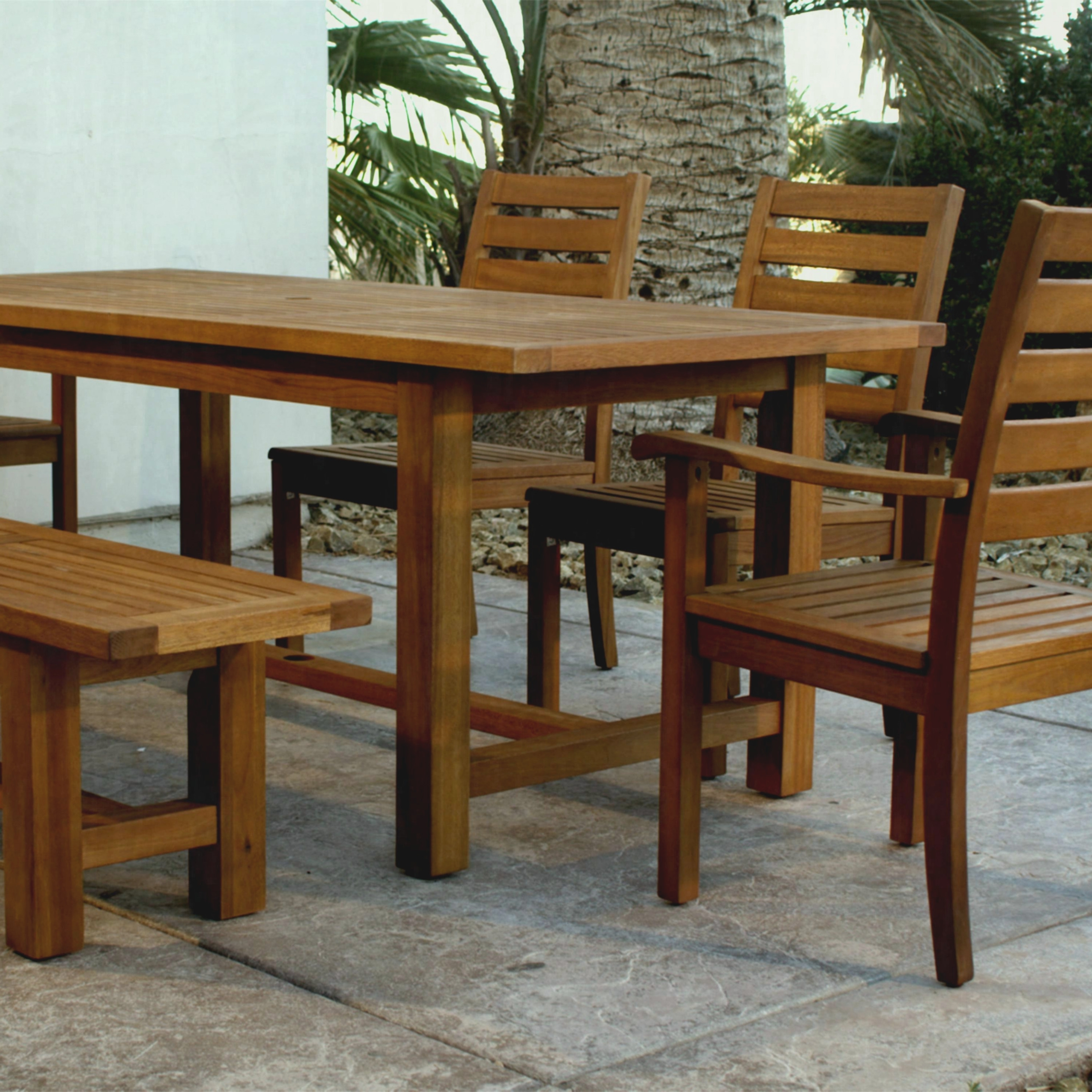 Market Dining Tables Pertaining To Most Popular Thumb Img Wood Praiano Outdoor Dining Table World Market – Furniture (View 11 of 25)