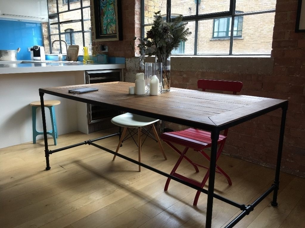 Marks And Spencer Sanford Parquet Dining Table (View 10 of 25)