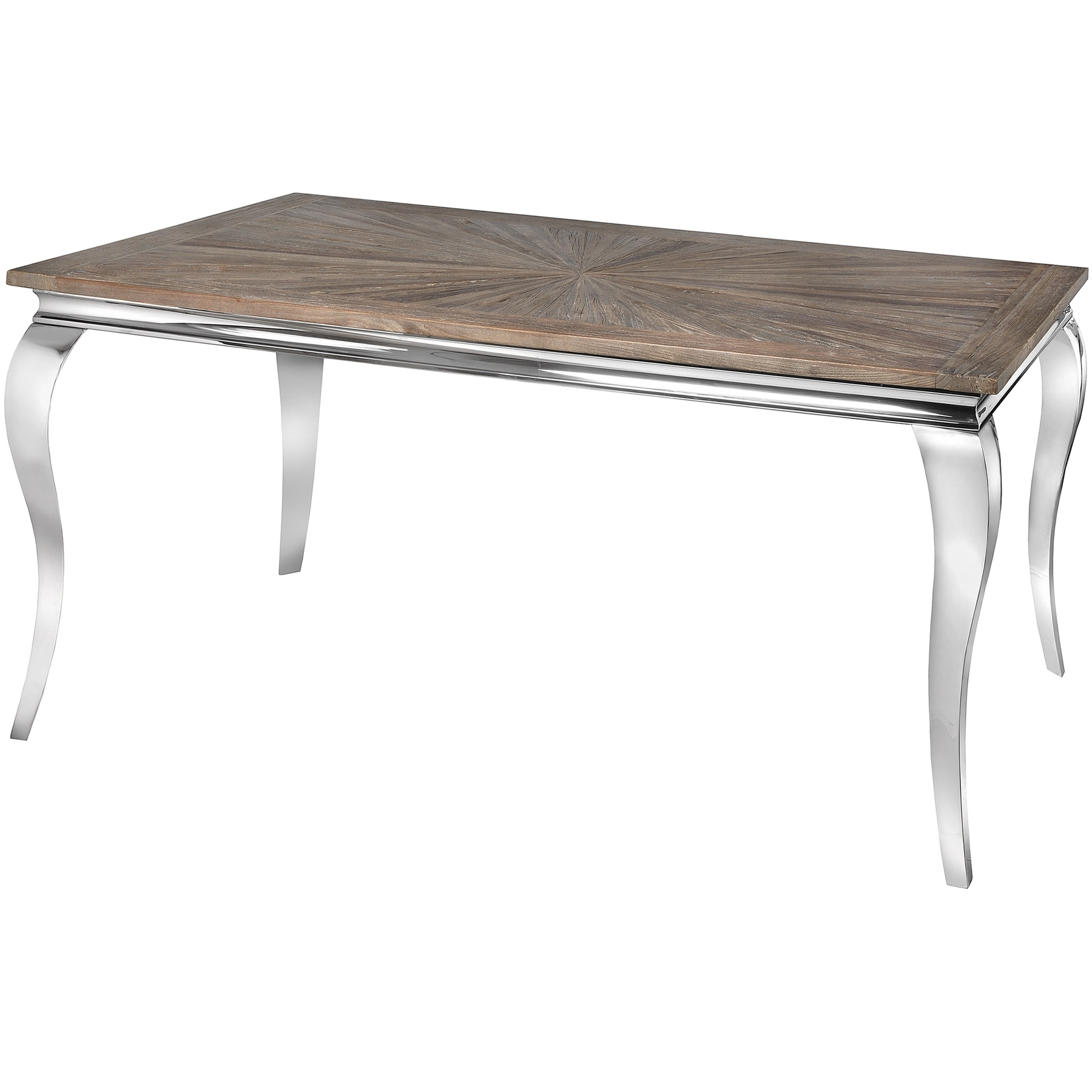 Mayfair Dining Tables In Favorite Mayfair Collection Reclaimed Elm Dining Table From Hill Interiors (View 8 of 25)