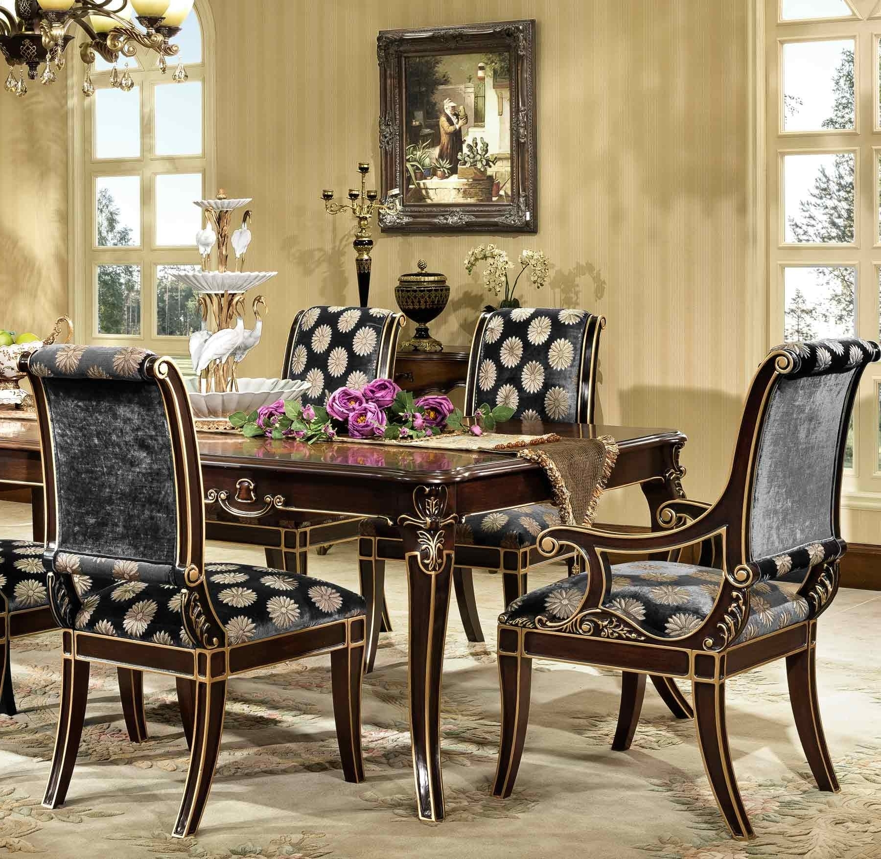 Mayfair Dining Tables Intended For Well Known Mayfair Dining Table – Dining Table – Dining Room (View 11 of 25)