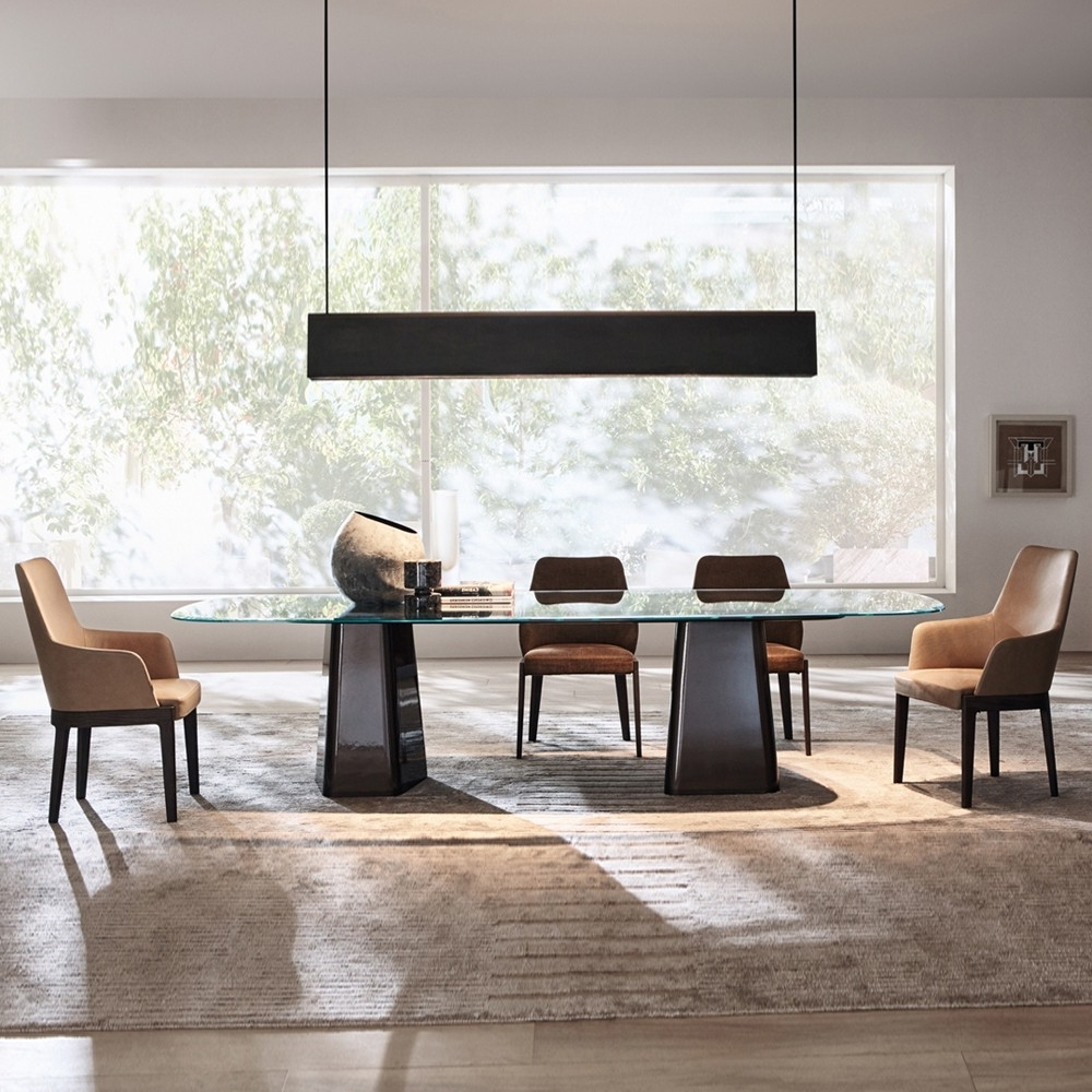 Mayfair Dining Tables Pertaining To 2017 Molteni Mayfair Dining Table (View 12 of 25)