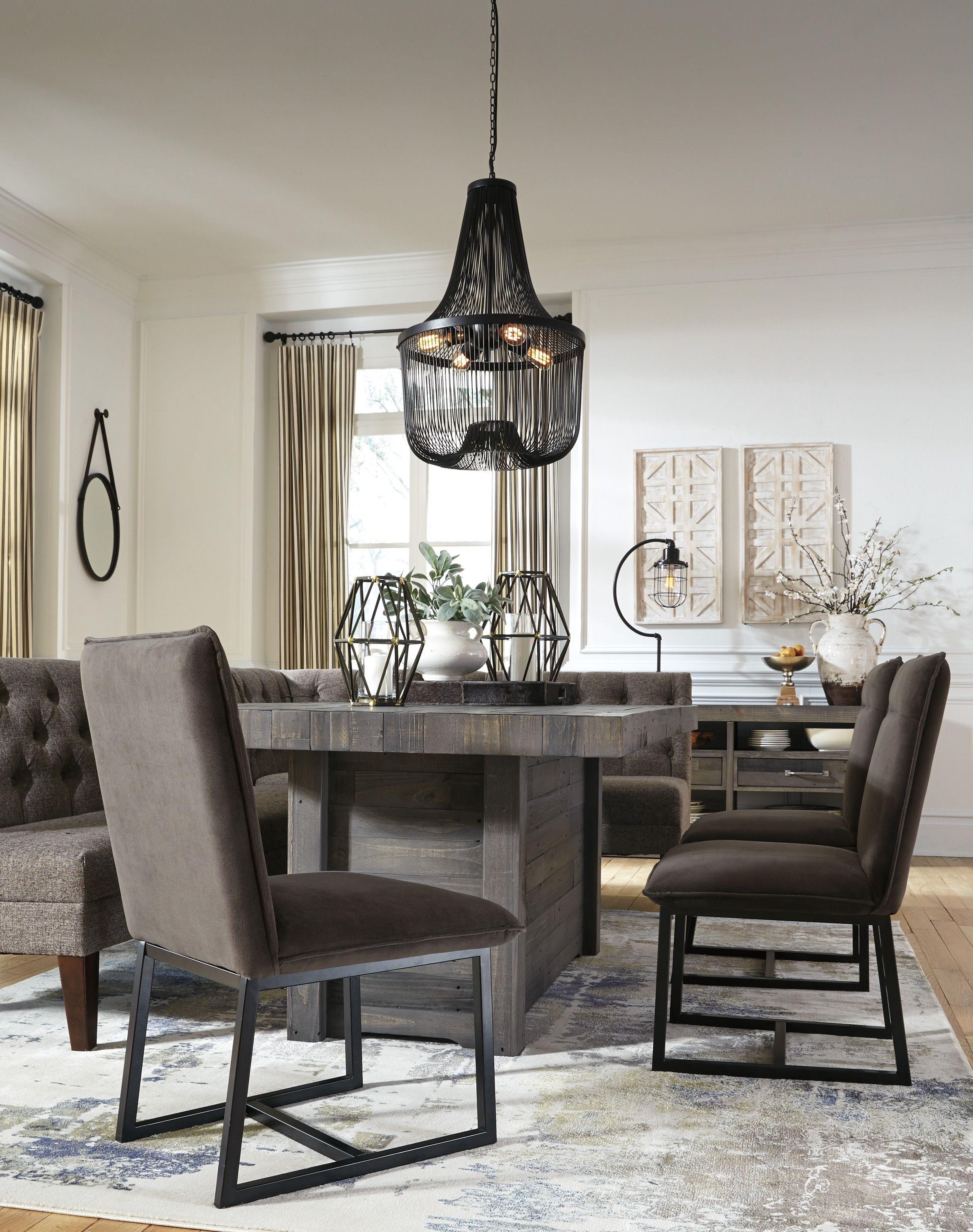 Mayflyn 7 Piece Casual Dining (View 14 of 25)