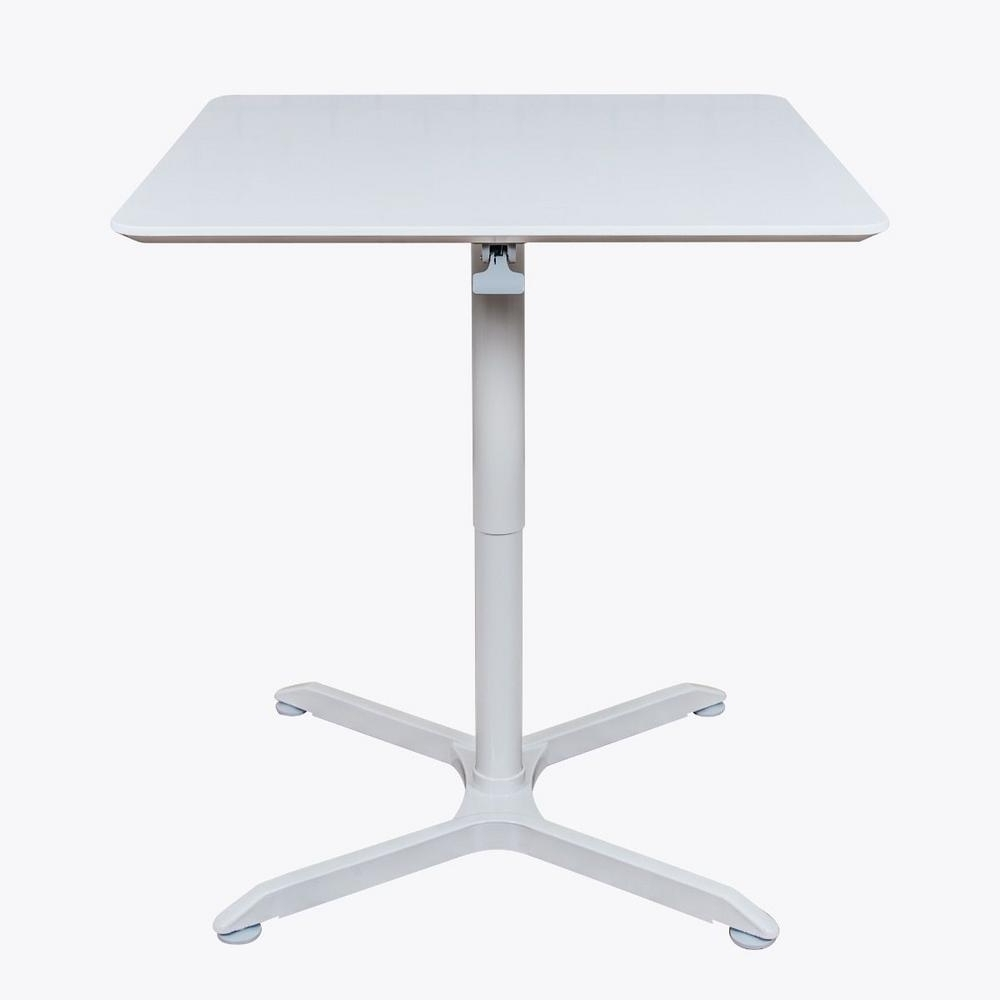 Metal – Kitchen & Dining Tables – Kitchen & Dining Room Furniture Throughout Most Current Ina Pewter 60 Inch Counter Tables With Frosted Glass (View 11 of 25)