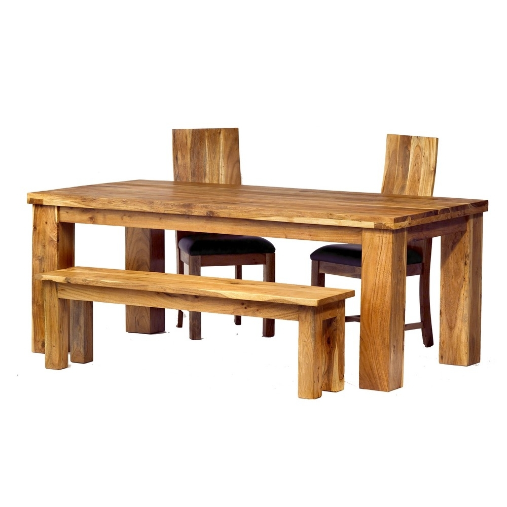 Metro Dining Tables Pertaining To Preferred Metro Dining Table – Large (View 17 of 25)