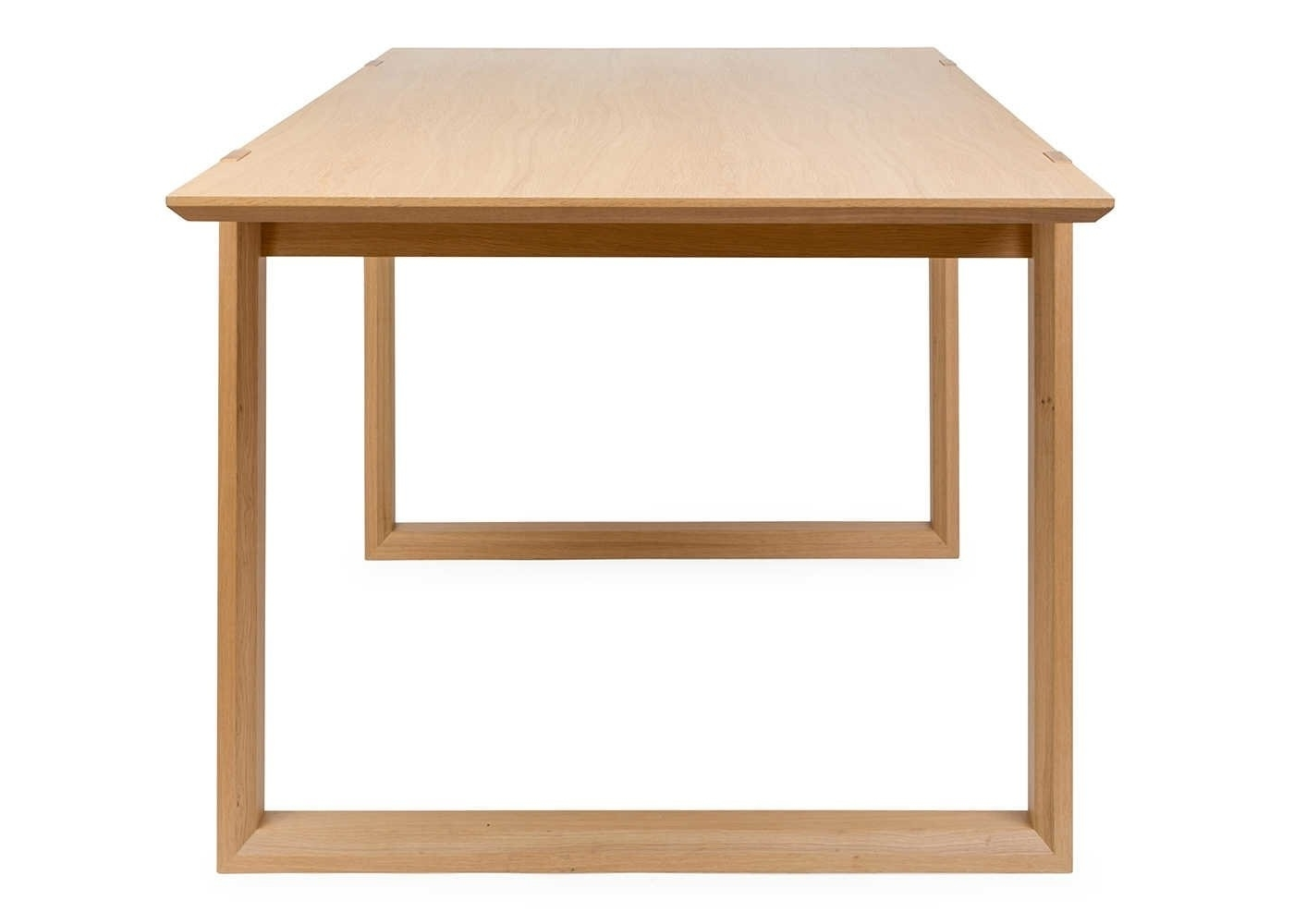 Milton Dining Tables With Preferred Heal's Milton Dining Table Oak (View 7 of 25)