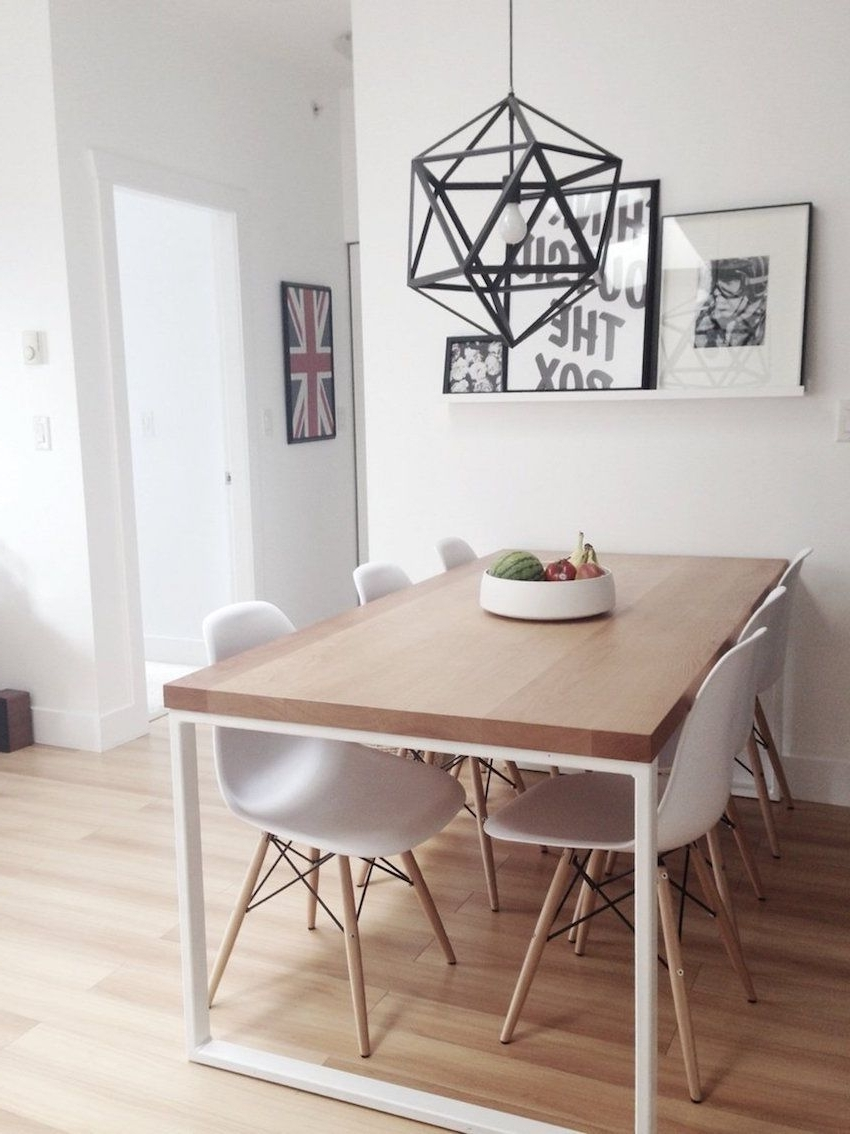 Minimal Within Most Recent Small Dining Tables (View 8 of 25)