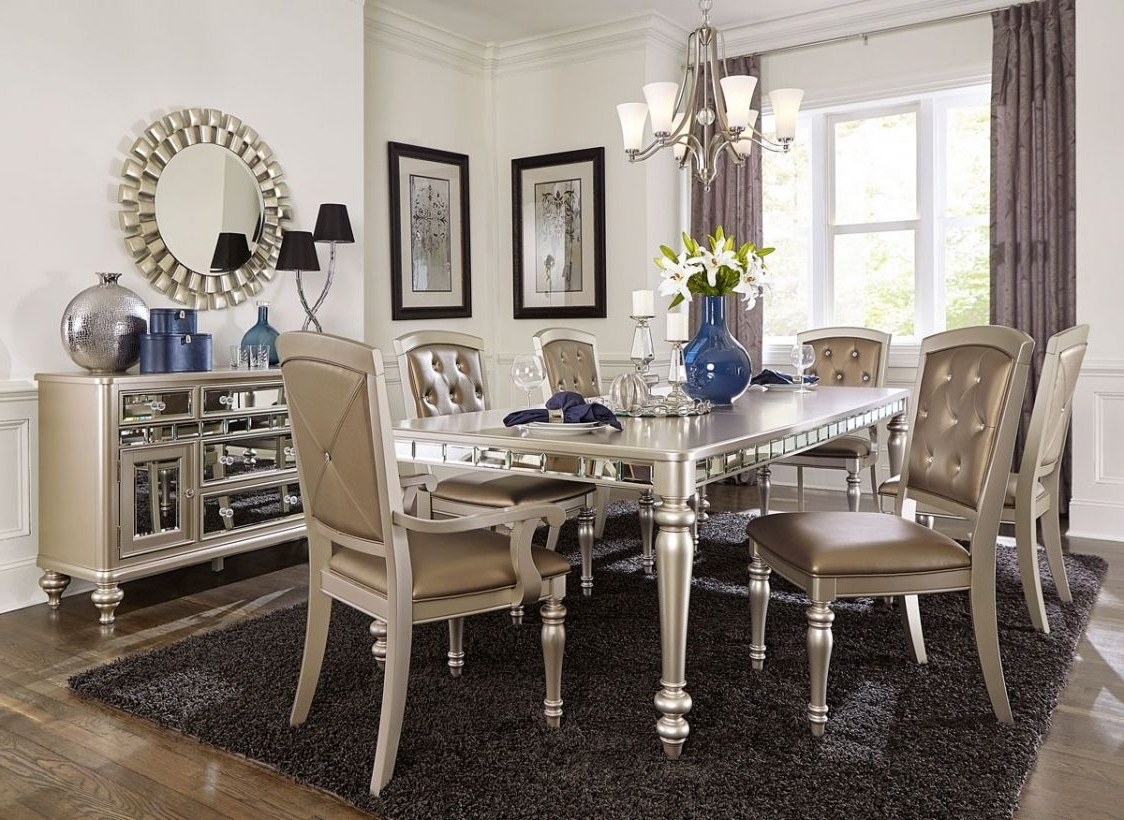 Mirrored Dining Room Tables – Best Way To Paint Furniture Check More With Regard To Trendy Mirrored Dining Tables (View 10 of 25)