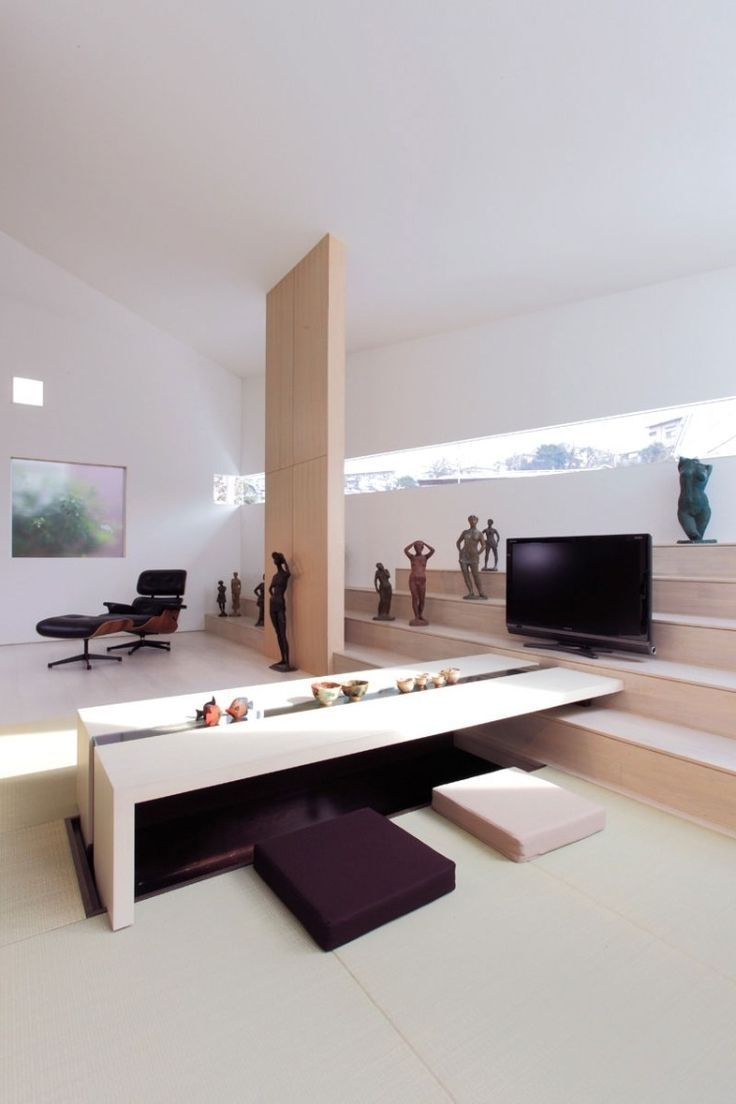 Modern Designs Revolving Around Japanese Dining Tables (View 8 of 25)