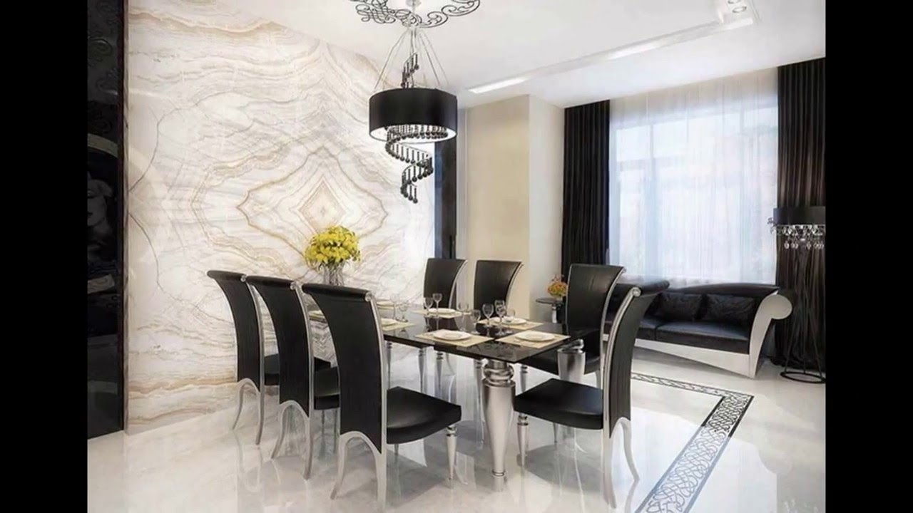 Modern Dining For Newest Modern Dining Room Furniture (View 13 of 25)