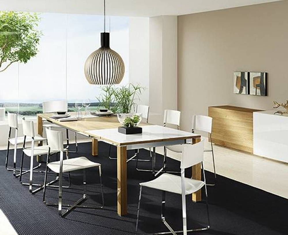 Modern Dining Room Pendant Lighting Glamorous Awesome Dining Table For Well Known Lights For Dining Tables (View 13 of 25)
