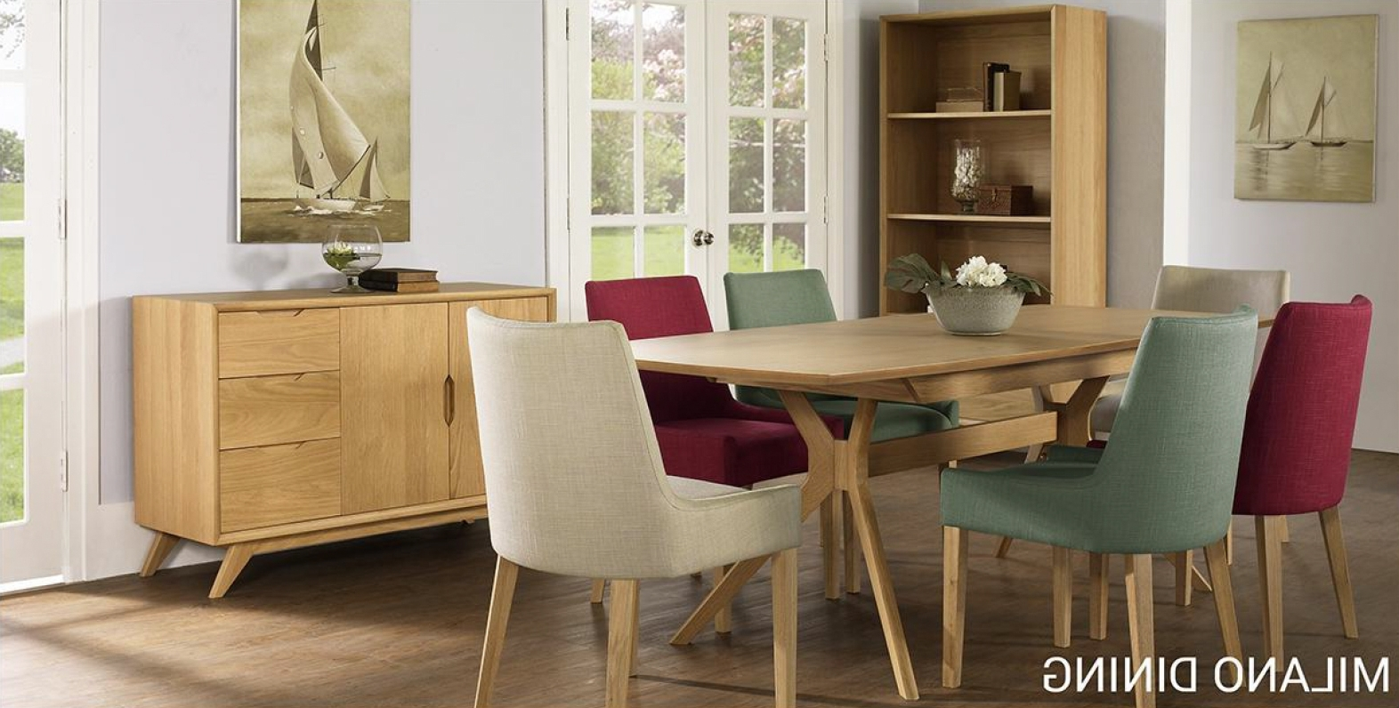 Modern Dining Suites Throughout Most Up To Date Dining Suites – Edge Living Furniture (Gallery 25 of 25)