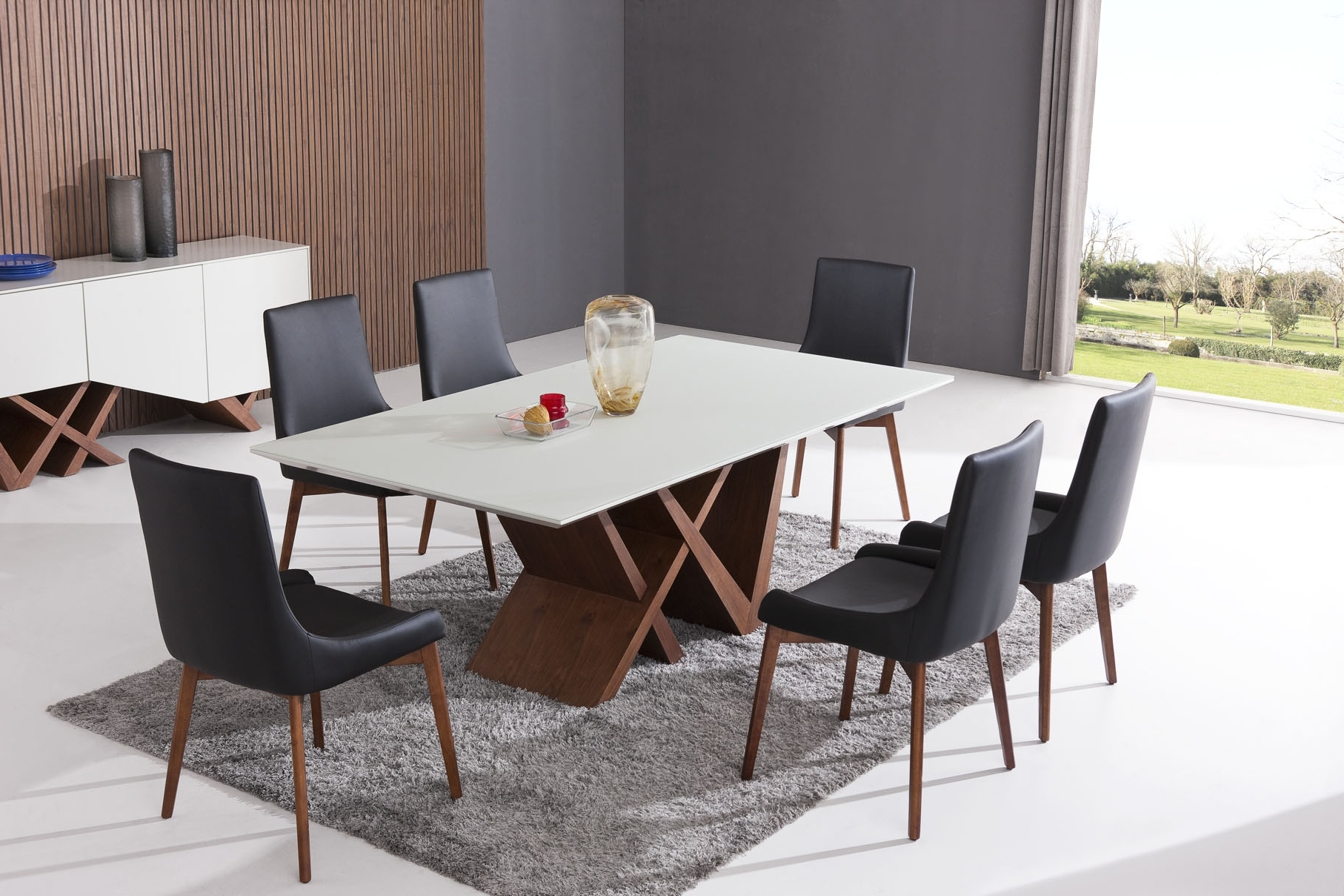 Modern Dining Suites Within 2017 Dining Suites – Edge Living Furniture (Gallery 1 of 25)