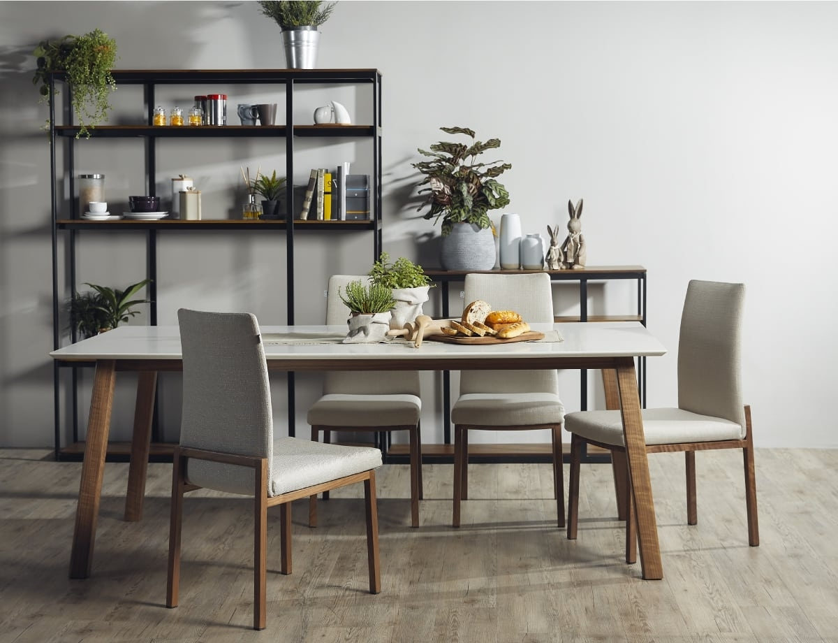 Modern Dining Table Set Malaysia (View 9 of 25)