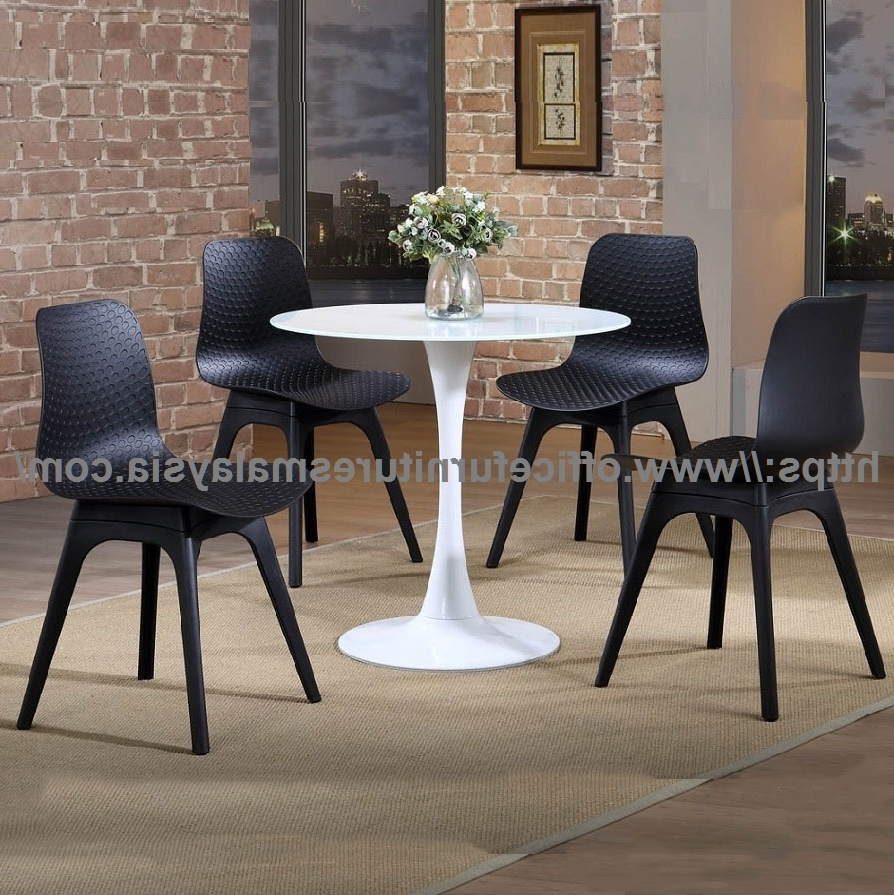 Modern Dining Tables And Chairs With Regard To Most Popular Simple Modern Dining Table – Dining Room Sets Cheap Malaysia (View 16 of 25)