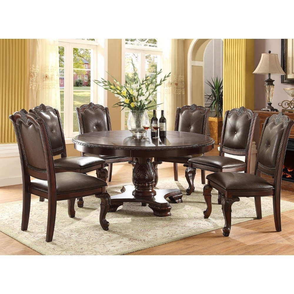 Modern Small Square Glass Dining Table And 4 For Caira Black Round Dining Tables (View 14 of 25)