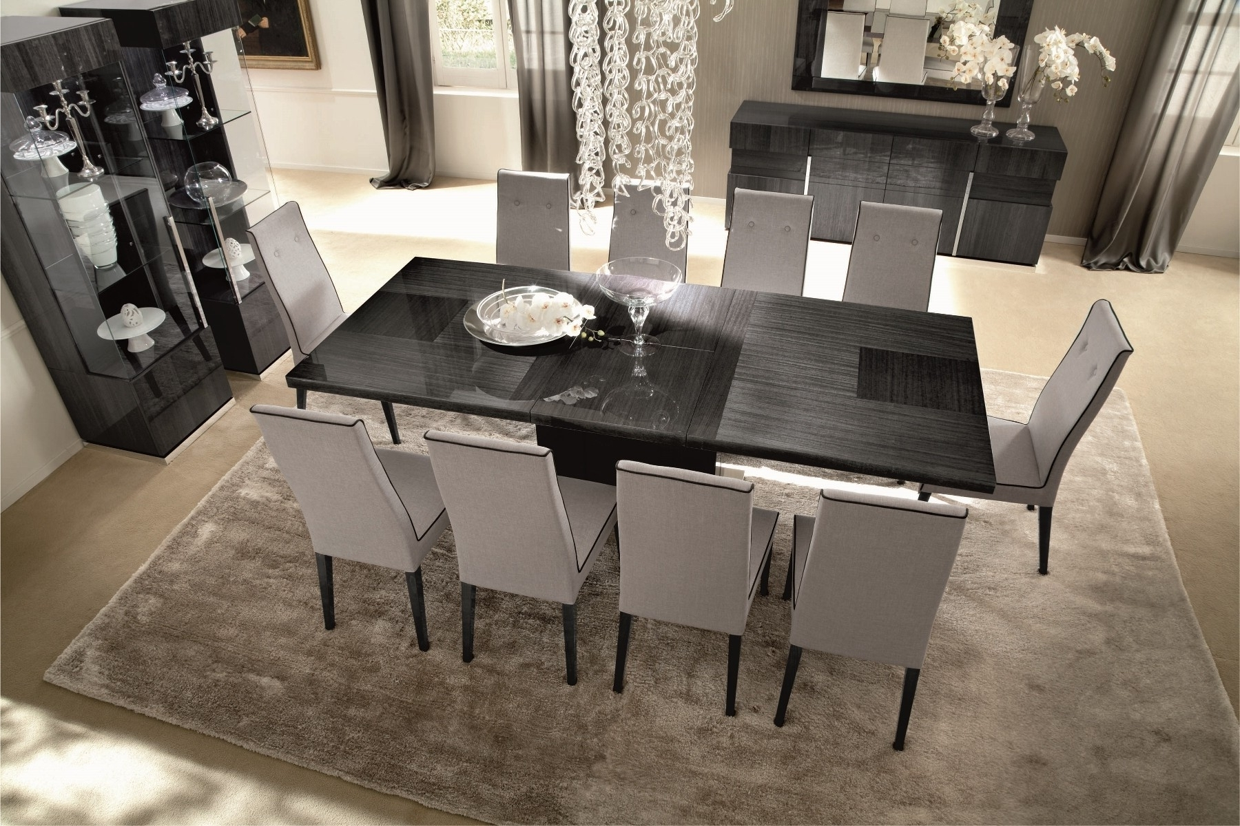Monaco Dining Tables Intended For Widely Used Monaco (View 11 of 25)