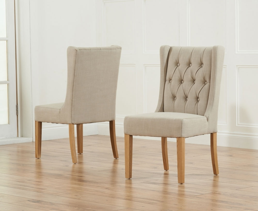 Morale Home Furnishings Intended For Fabric Dining Chairs (Gallery 23 of 25)