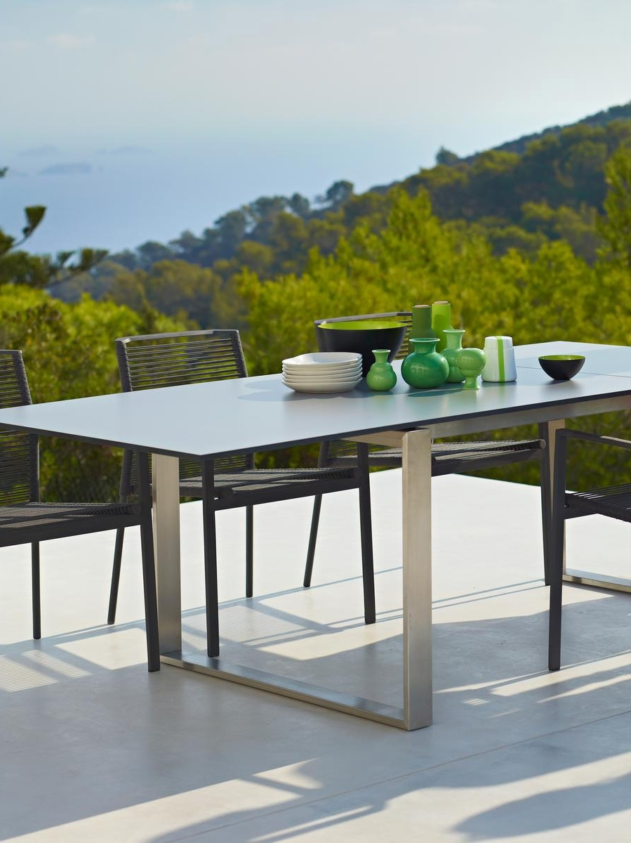 Moss Furniture : Moss Furniture With Regard To Outdoor Extendable Dining Tables (View 4 of 25)