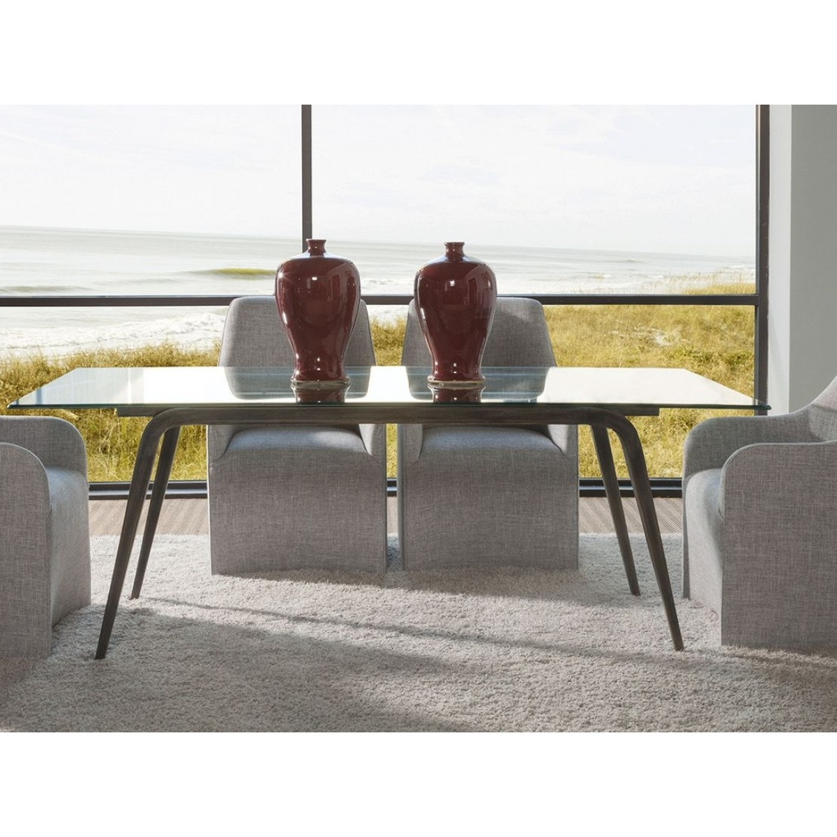 Most Current Artistica Home Mitchum Rectangular Dining Table In St (View 25 of 25)