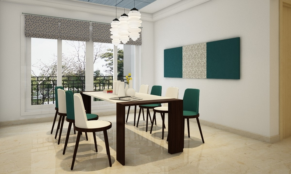 Most Current Buy Contemporary Dining Room Online In India – Livspace Regarding Indian Dining Room Furniture (View 13 of 25)