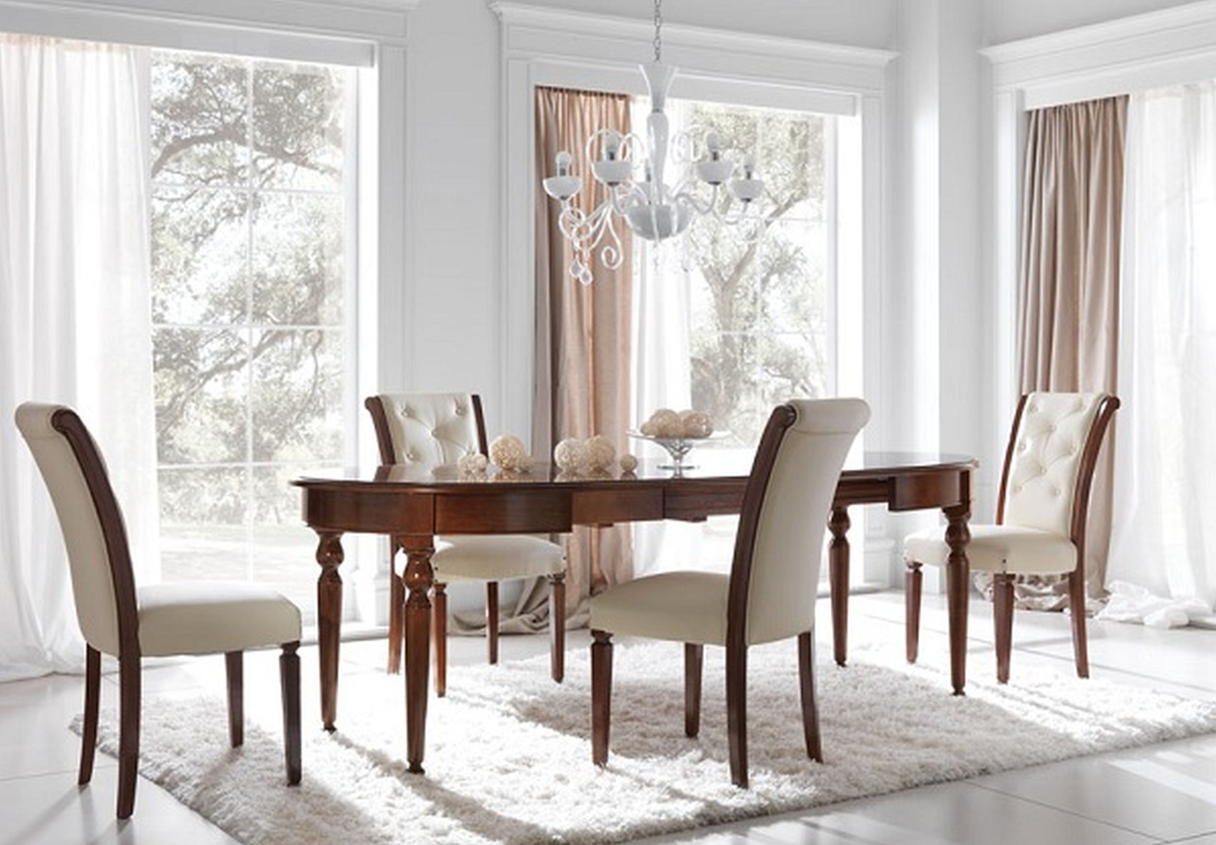 Most Current Cream Dining Tables And Chairs Regarding Cheapest Cream Leather Dining Room Chairs Chairs Seating Patterned (View 12 of 25)
