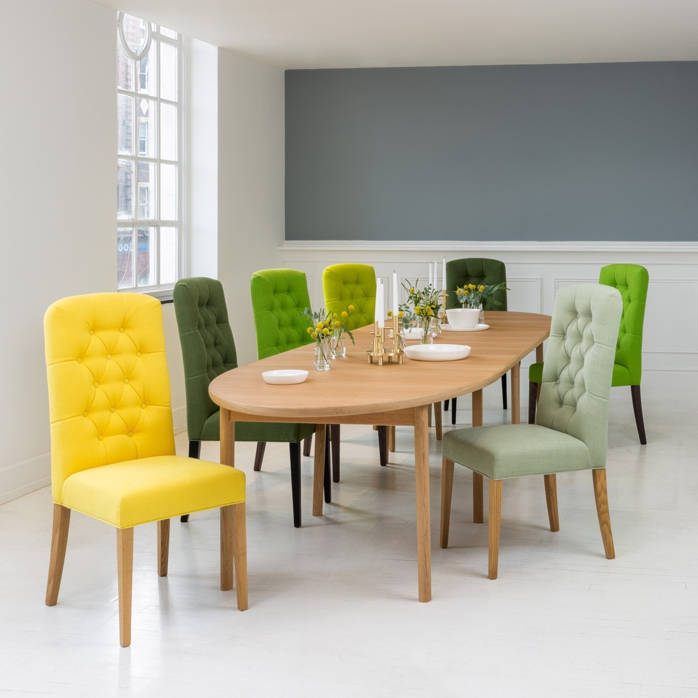 Most Current Extendable Dining Tables 6 Chairs Pertaining To Heal's Ellipse Extending Dining Table 6 – 10 Seater (View 15 of 25)