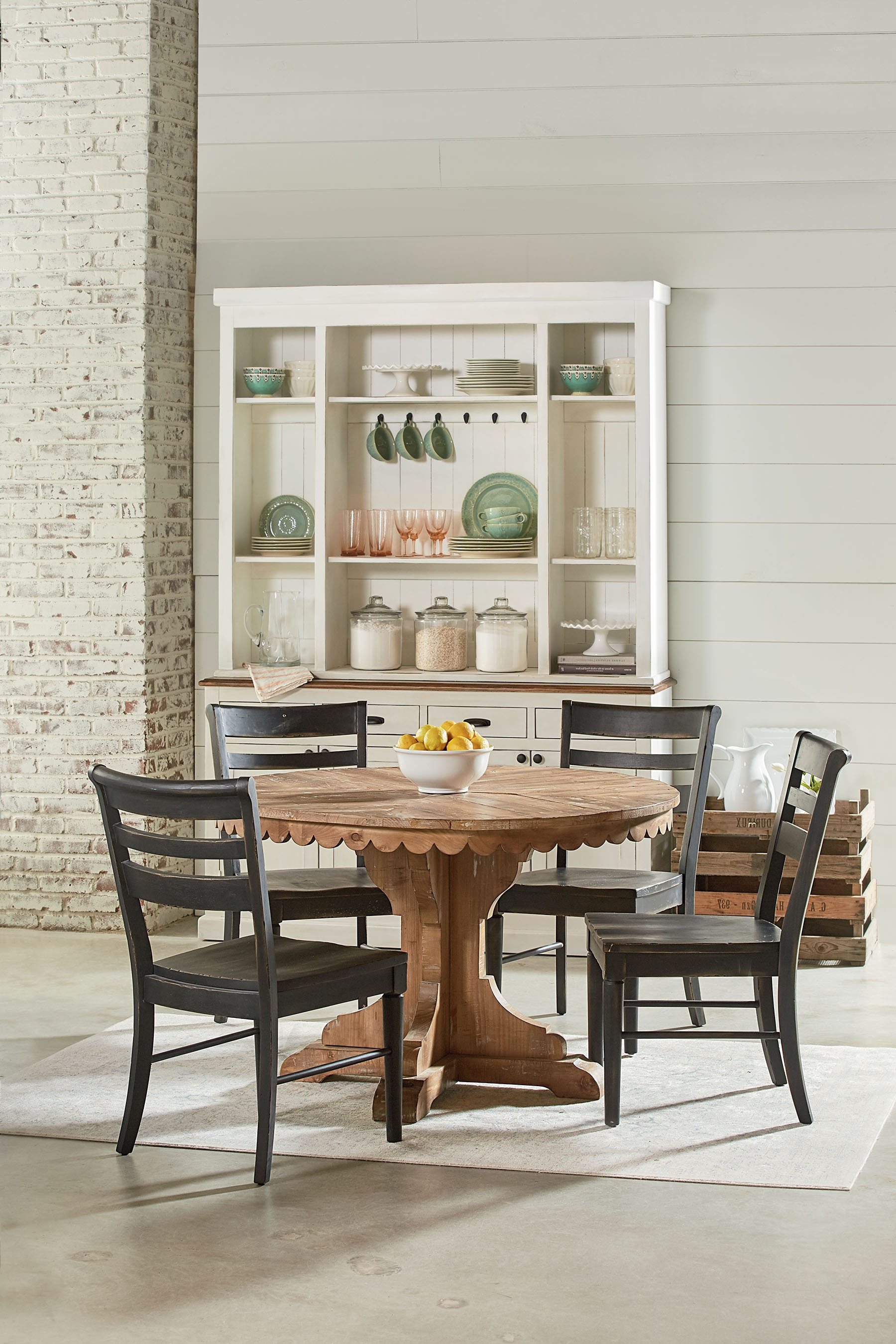 Most Current Magnolia Home Top Tier Round Dining Tables With Top Tier Pedestal Table – Magnolia Home (View 20 of 25)