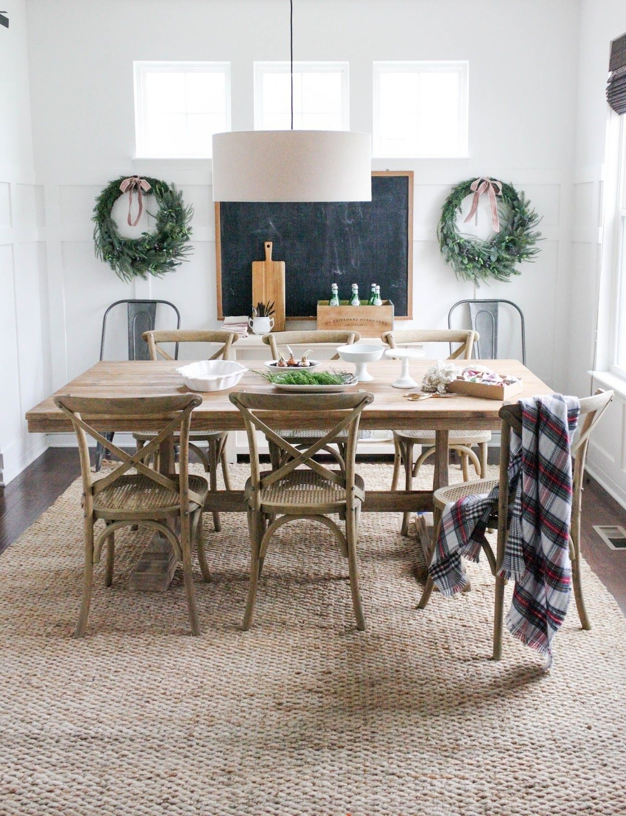 Most Current Market Dining Tables With Regard To Jute Rug From Rugs Usa; Dining Table From World Market; Chairs From (View 15 of 25)