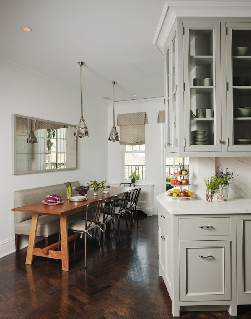Most Current Narrow Dining Tables For 10 Narrow Dining Tables For A Small Dining Room (View 9 of 25)