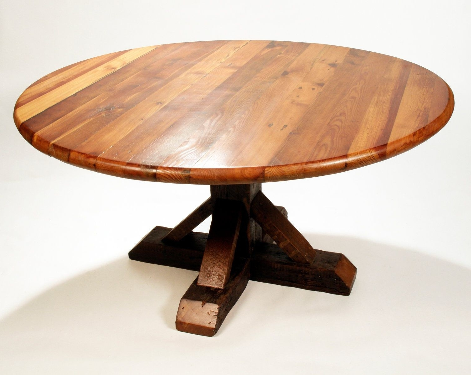 Most Current Reclaimed Wood Round Dining Tables Lovely Reclaimed Wood Dining With Regard To Oval Reclaimed Wood Dining Tables (View 24 of 25)